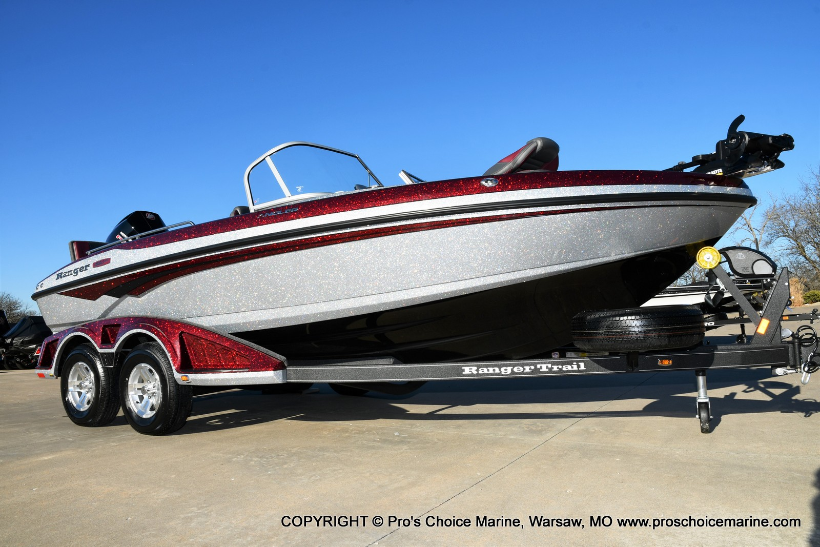 2021 Ranger Boats boat for sale, model of the boat is 1880MS Angler w/200HP Pro-XS & Image # 14 of 50