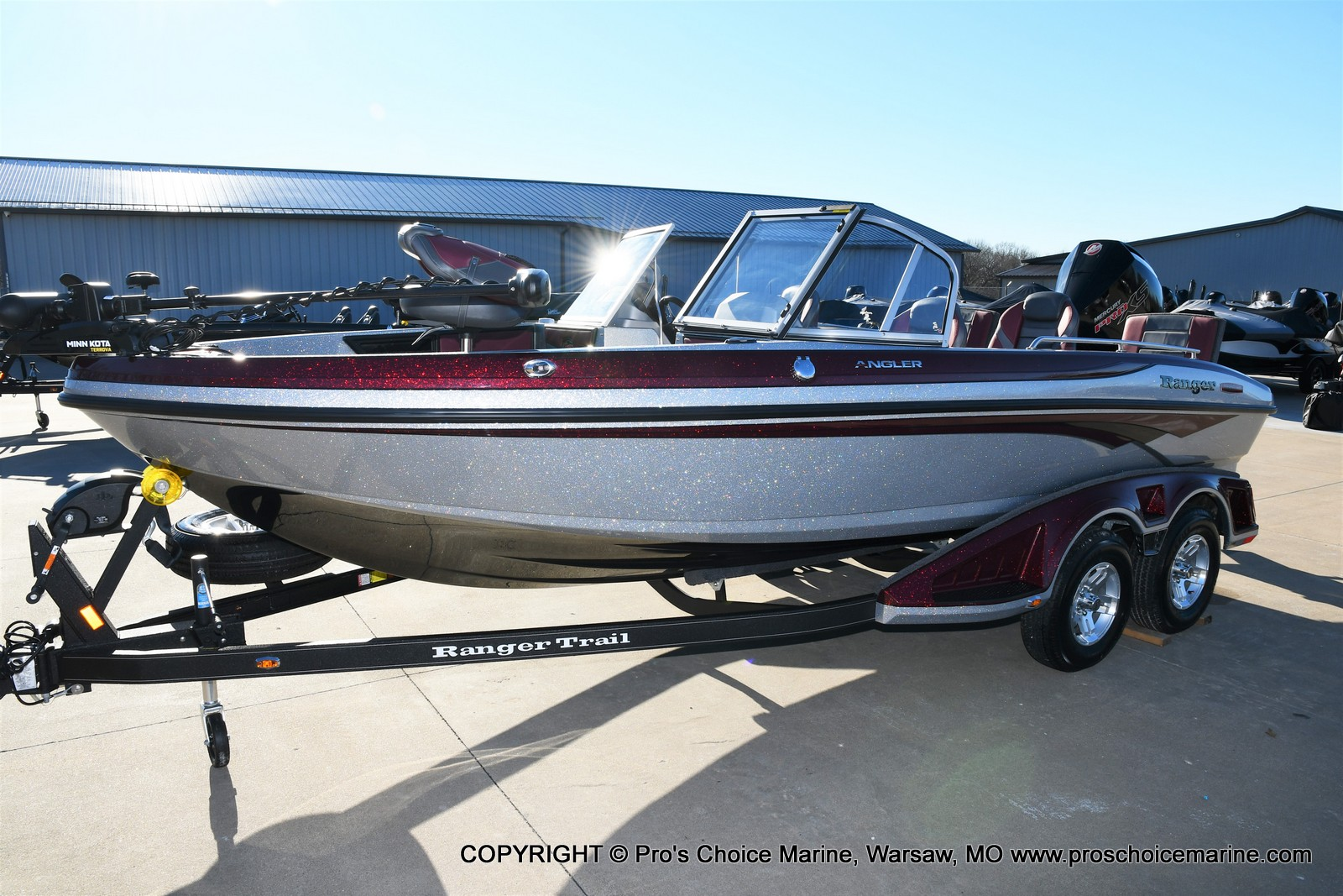 2021 Ranger Boats boat for sale, model of the boat is 1880MS Angler w/200HP Pro-XS & Image # 34 of 50