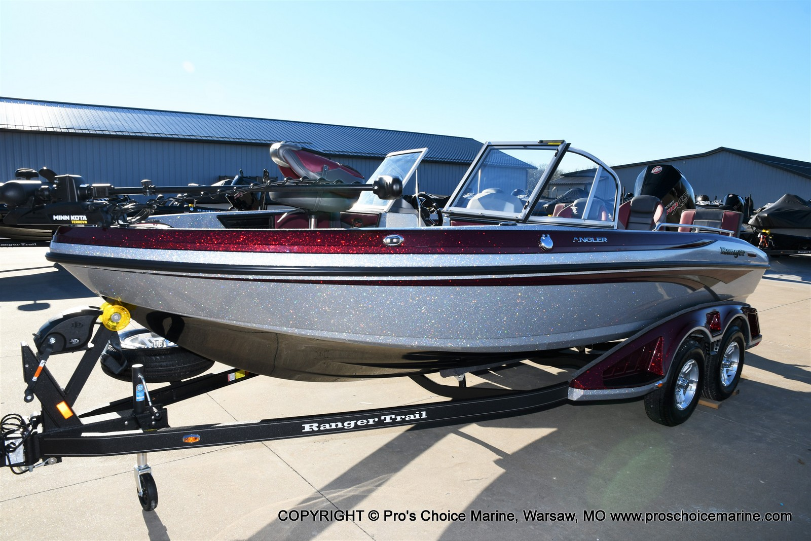 2021 Ranger Boats boat for sale, model of the boat is 1880MS Angler w/200HP Pro-XS & Image # 46 of 50