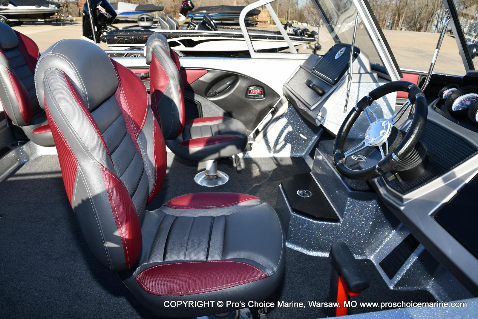 2021 Ranger Boats boat for sale, model of the boat is 1880MS Angler w/200HP Pro-XS & Image # 21 of 50