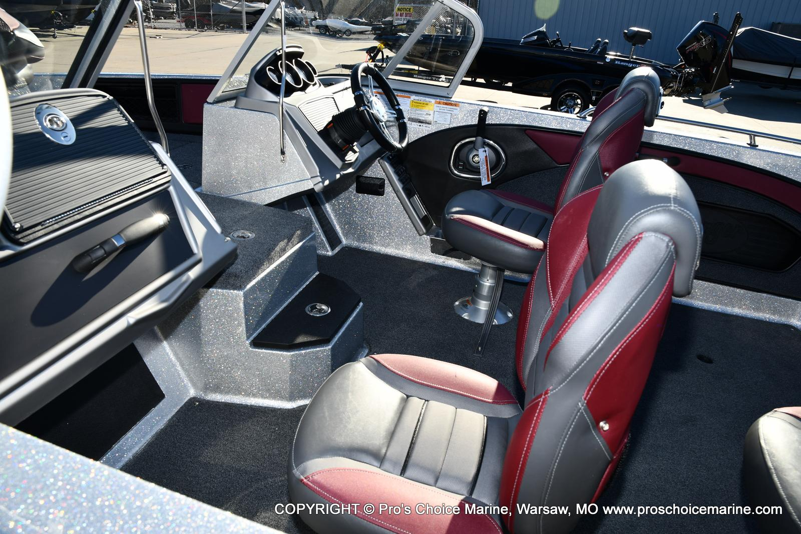 2021 Ranger Boats boat for sale, model of the boat is 1880MS Angler w/200HP Pro-XS & Image # 23 of 50