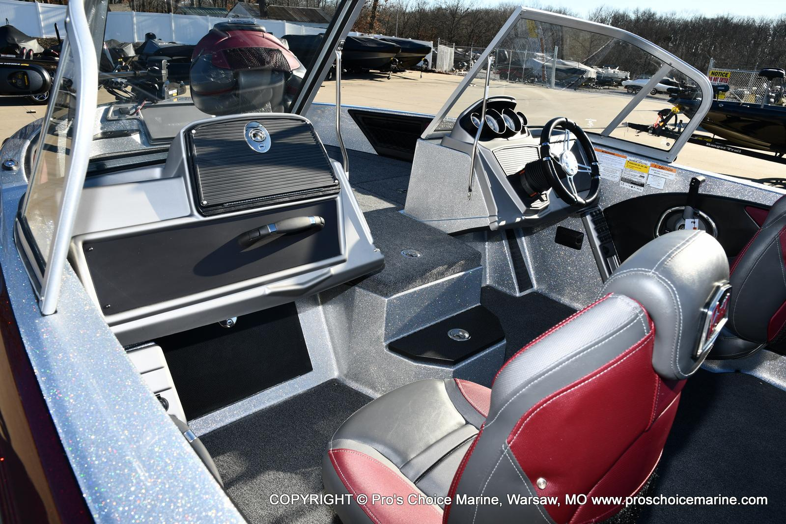 2021 Ranger Boats boat for sale, model of the boat is 1880MS Angler w/200HP Pro-XS & Image # 35 of 50