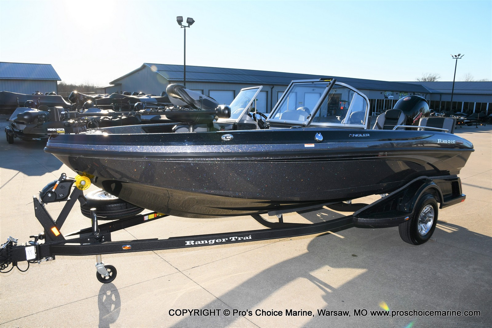 2021 Ranger Boats boat for sale, model of the boat is 1880MS Angler w/150HP Pro-XS & Image # 3 of 50