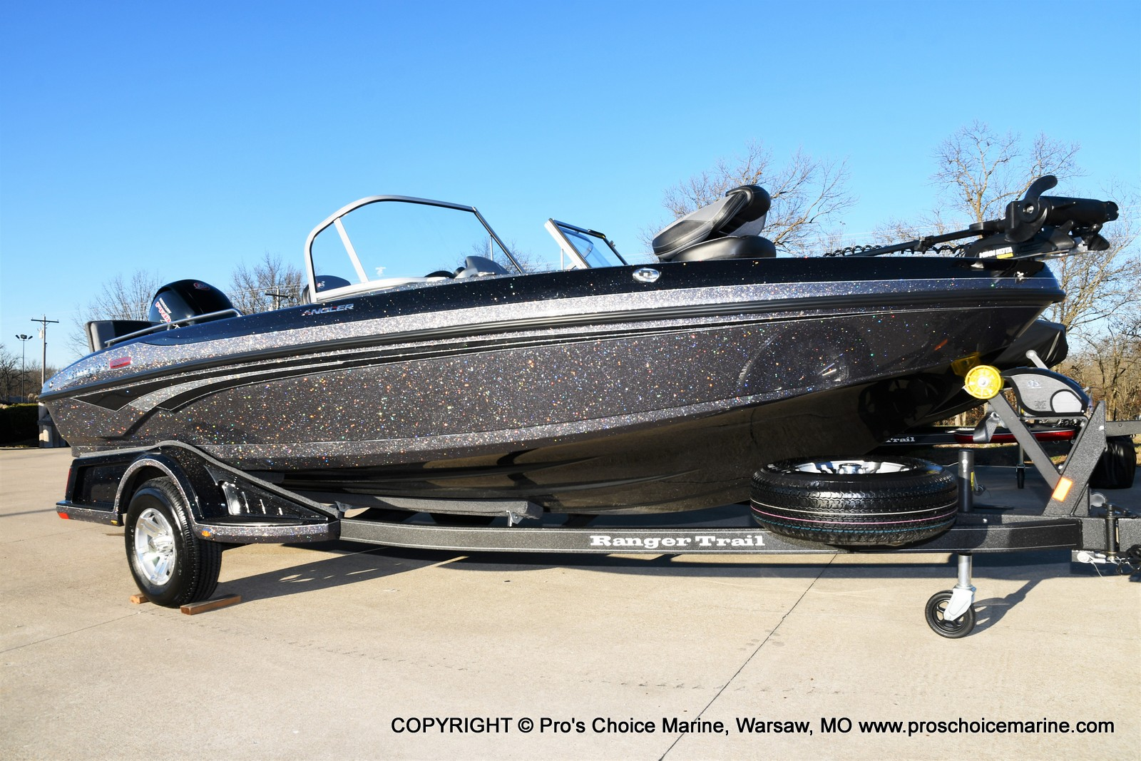 2021 Ranger Boats boat for sale, model of the boat is 1880MS Angler w/150HP Pro-XS & Image # 10 of 50