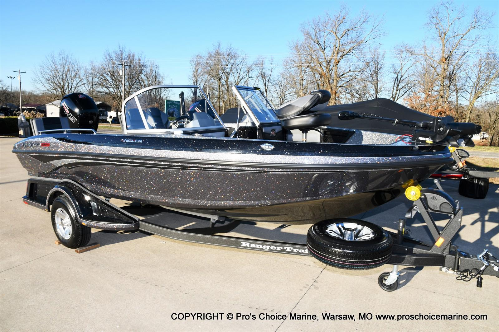 2021 Ranger Boats boat for sale, model of the boat is 1880MS Angler w/150HP Pro-XS & Image # 1 of 50