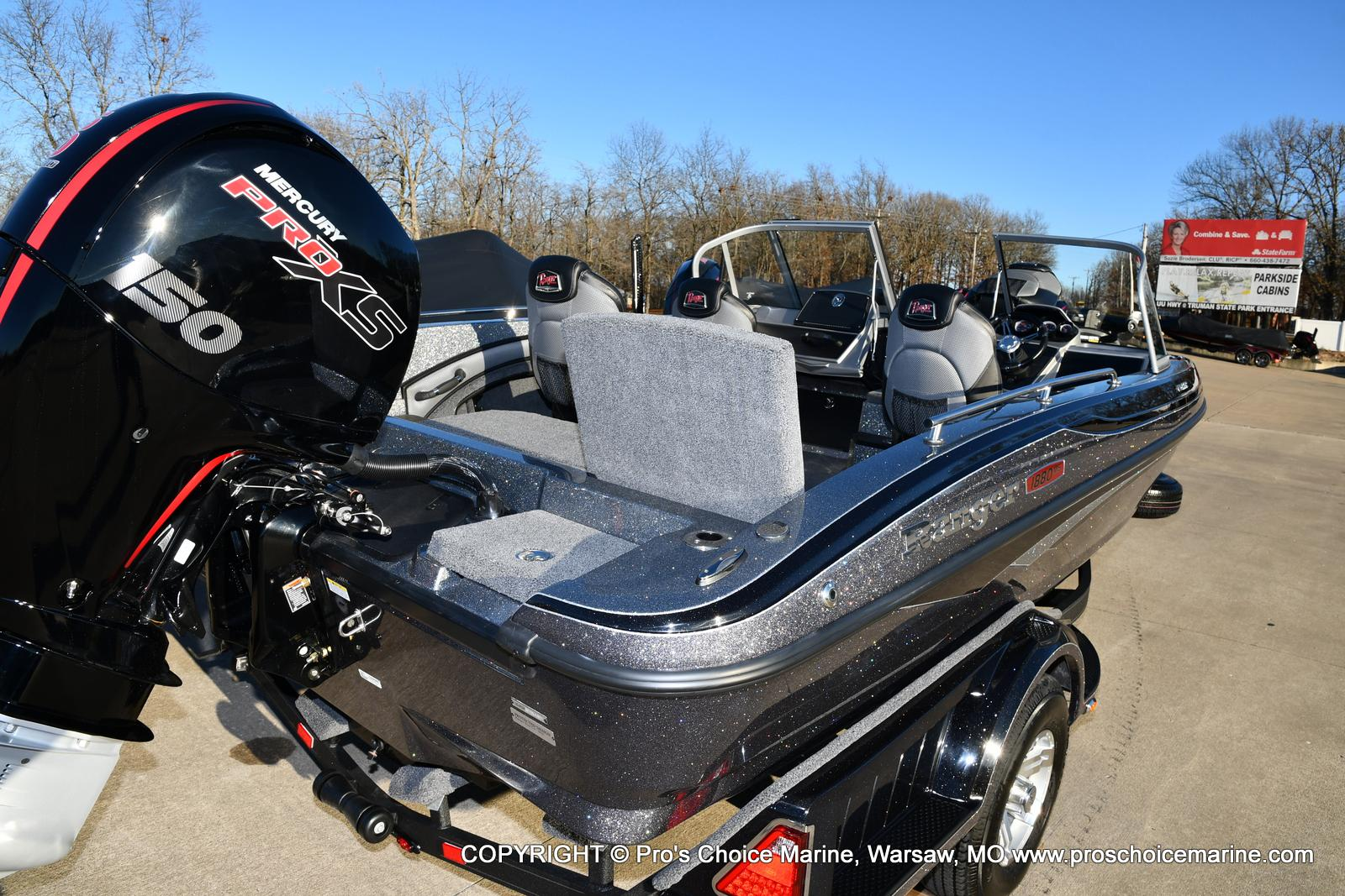 2021 Ranger Boats boat for sale, model of the boat is 1880MS Angler w/150HP Pro-XS & Image # 12 of 50