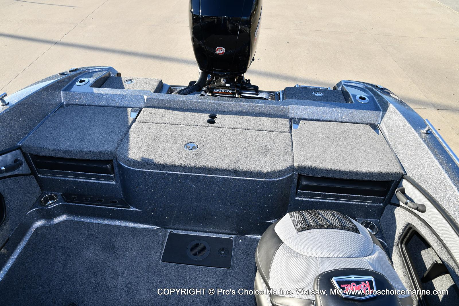 2021 Ranger Boats boat for sale, model of the boat is 1880MS Angler w/150HP Pro-XS & Image # 9 of 50