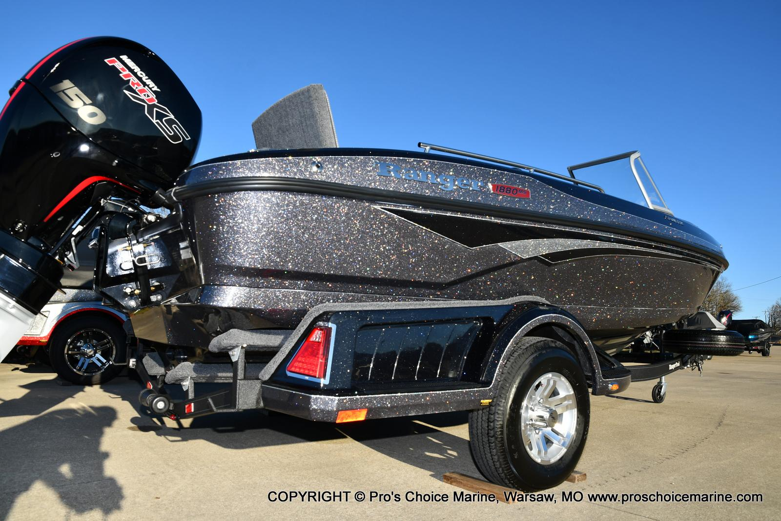 2021 Ranger Boats boat for sale, model of the boat is 1880MS Angler w/150HP Pro-XS & Image # 26 of 50