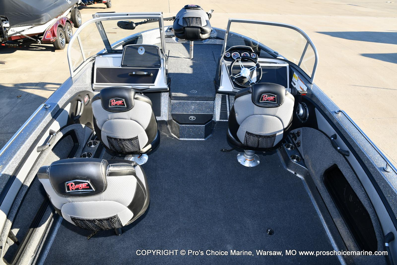 2021 Ranger Boats boat for sale, model of the boat is 1880MS Angler w/150HP Pro-XS & Image # 30 of 50
