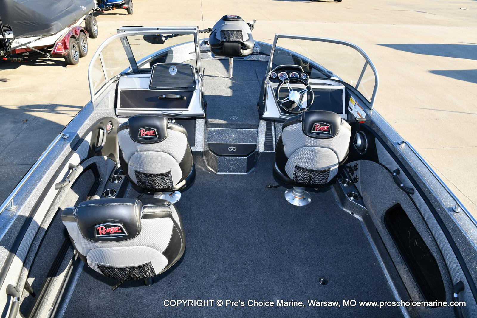 2021 Ranger Boats boat for sale, model of the boat is 1880MS Angler w/150HP Pro-XS & Image # 31 of 50
