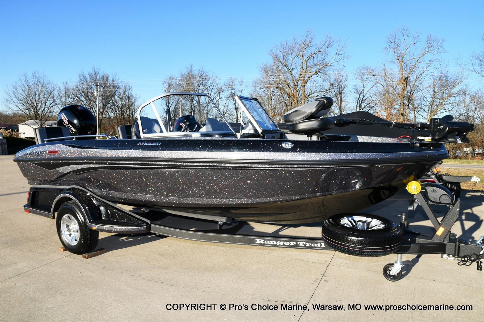 2021 Ranger Boats boat for sale, model of the boat is 1880MS Angler w/150HP Pro-XS & Image # 49 of 50