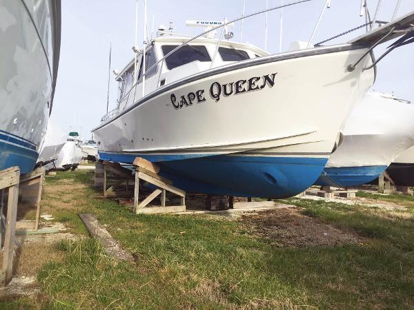 2007 Evans Bay Boat
