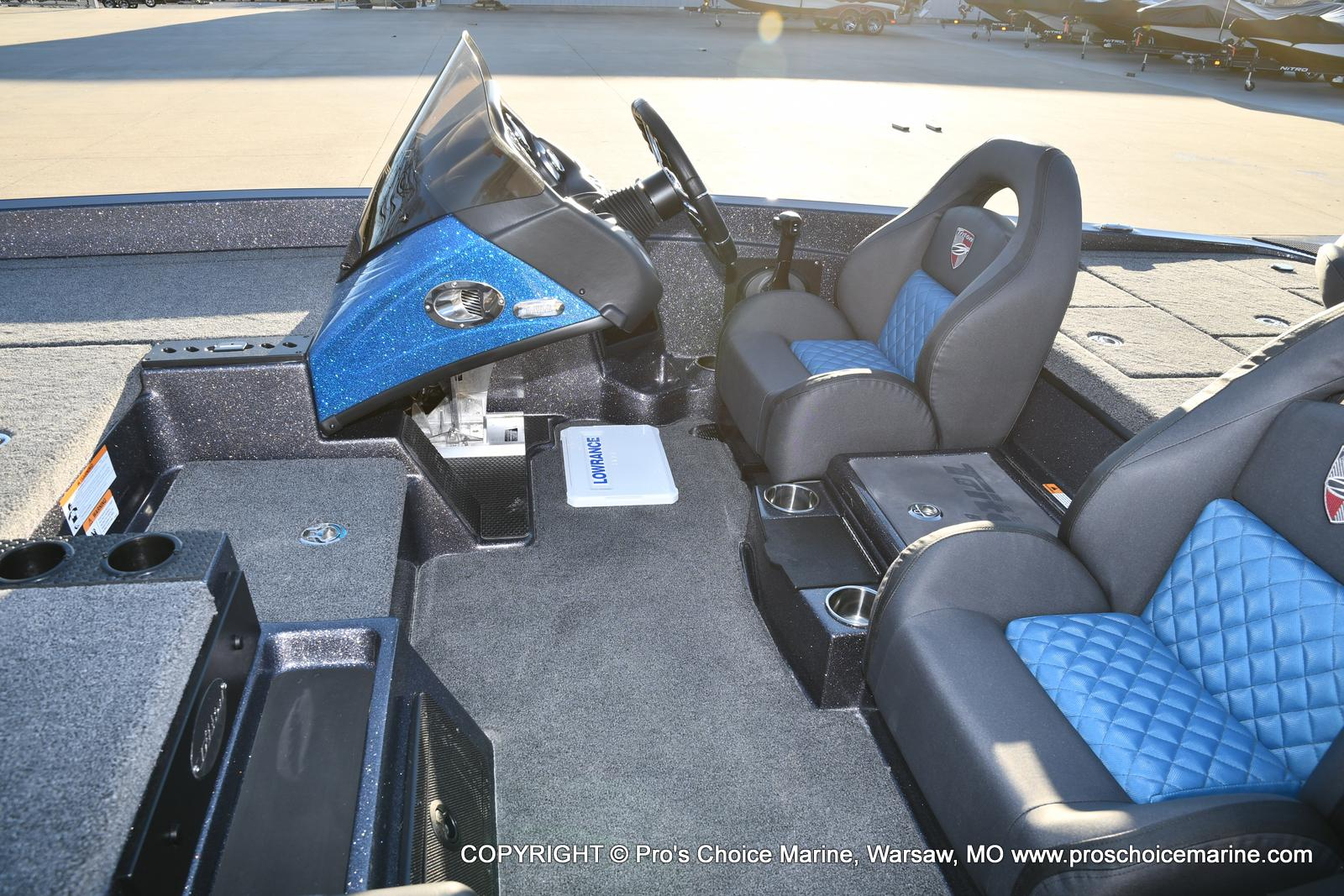 2021 Triton boat for sale, model of the boat is 20 TRX Patriot & Image # 14 of 50