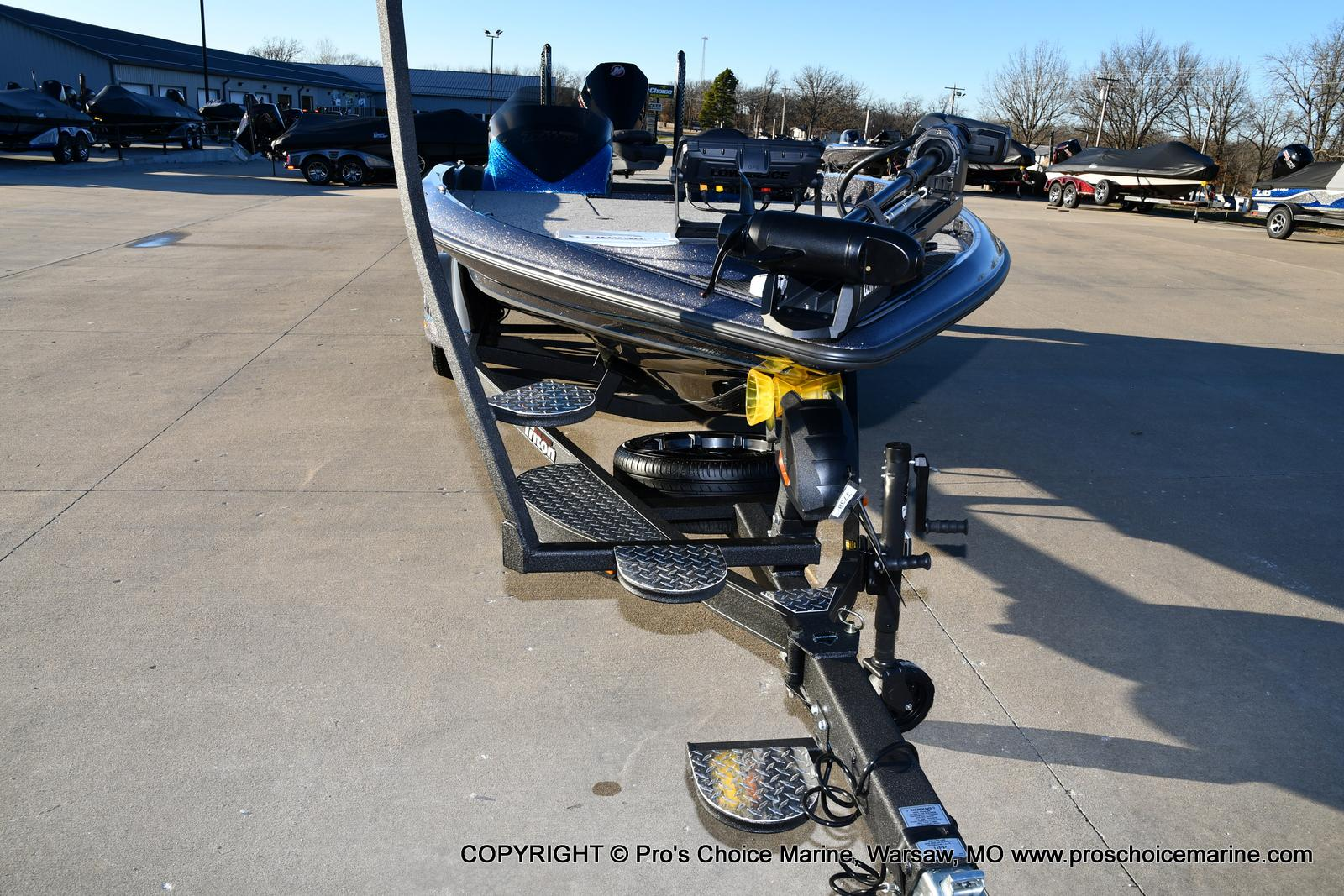 2021 Triton boat for sale, model of the boat is 20 TRX Patriot & Image # 40 of 50