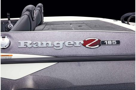 2021 Ranger Boats boat for sale, model of the boat is Z185 & Image # 49 of 50