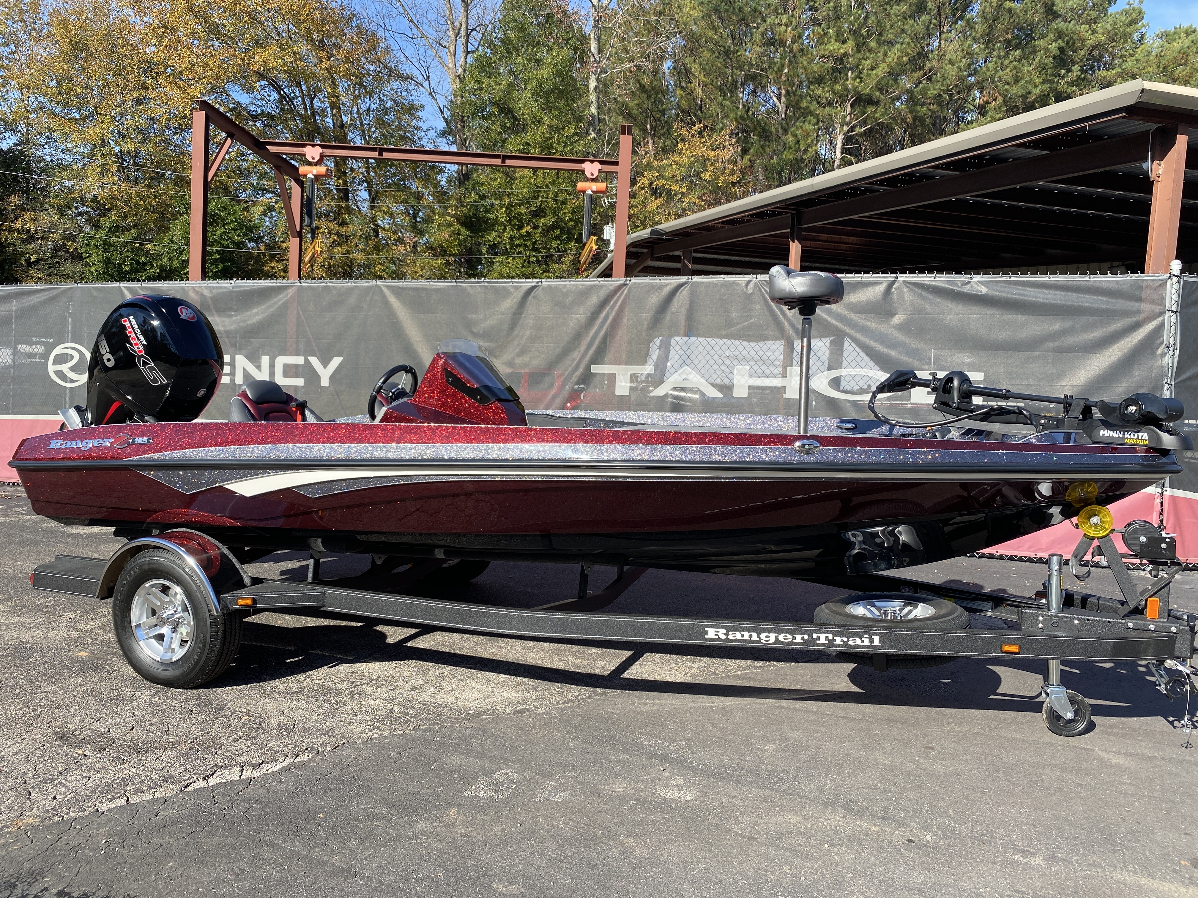 2021 Ranger Boats boat for sale, model of the boat is Z185 & Image # 1 of 50