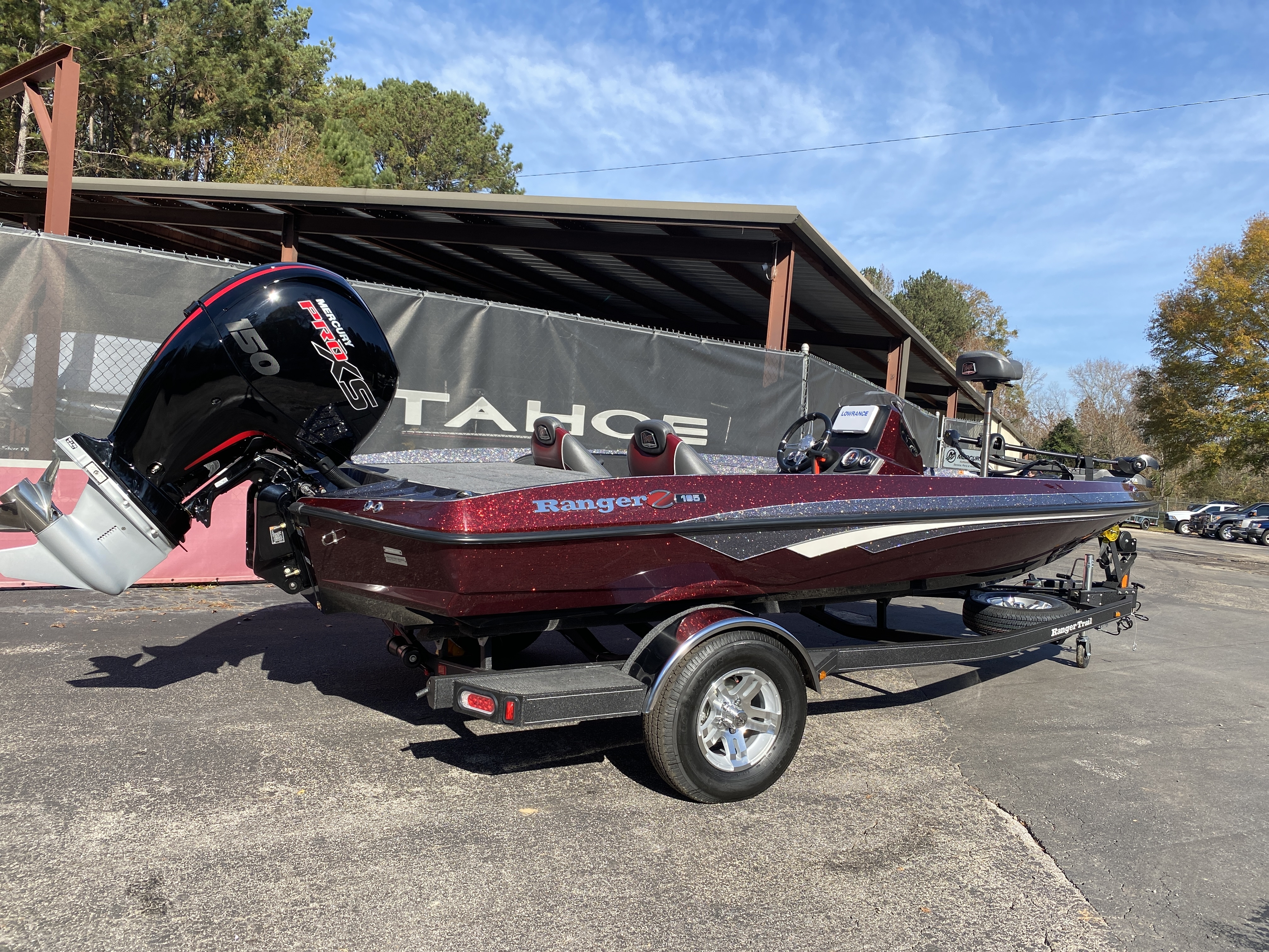 2021 Ranger Boats boat for sale, model of the boat is Z185 & Image # 9 of 50
