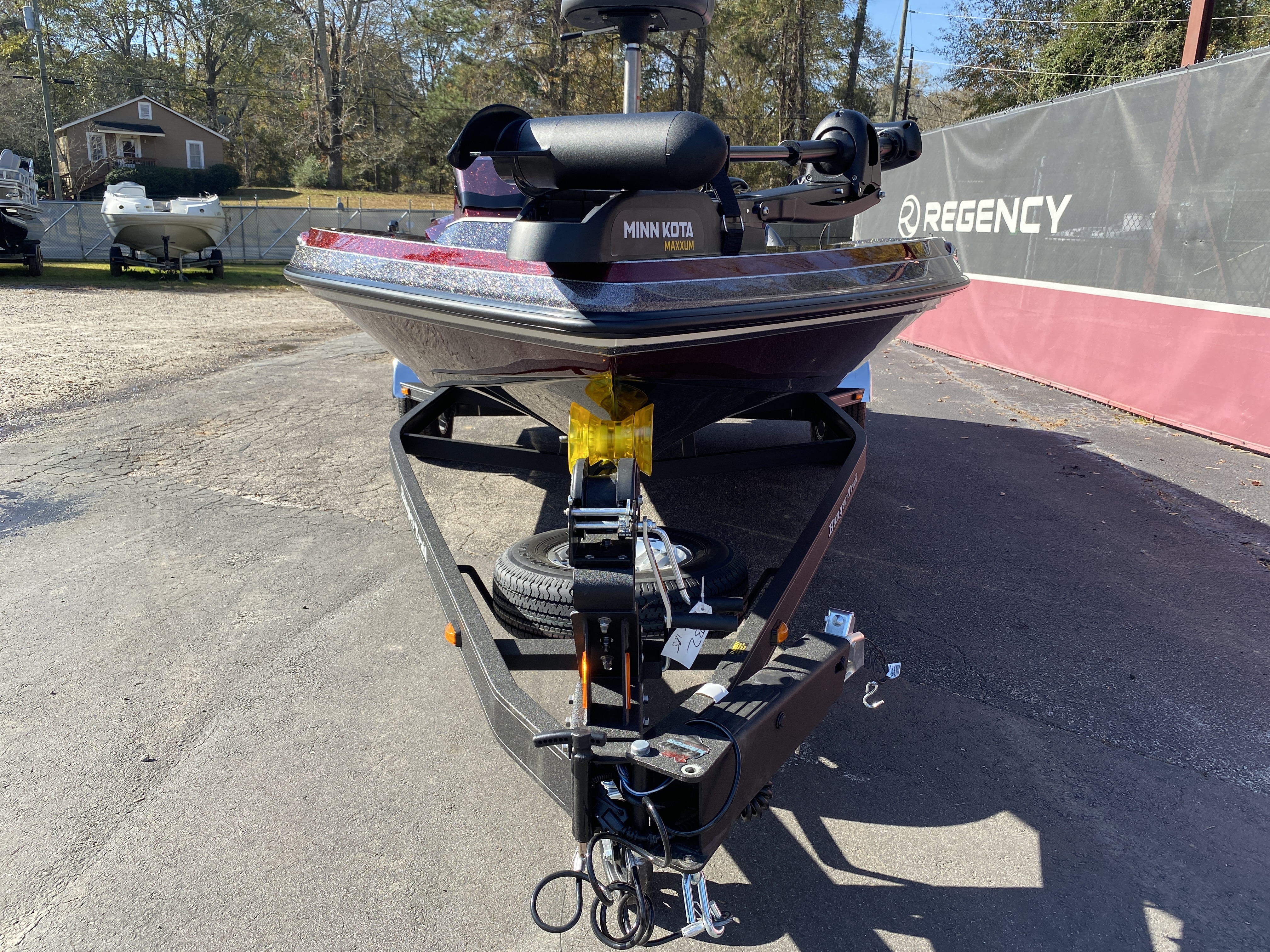 2021 Ranger Boats boat for sale, model of the boat is Z185 & Image # 19 of 50
