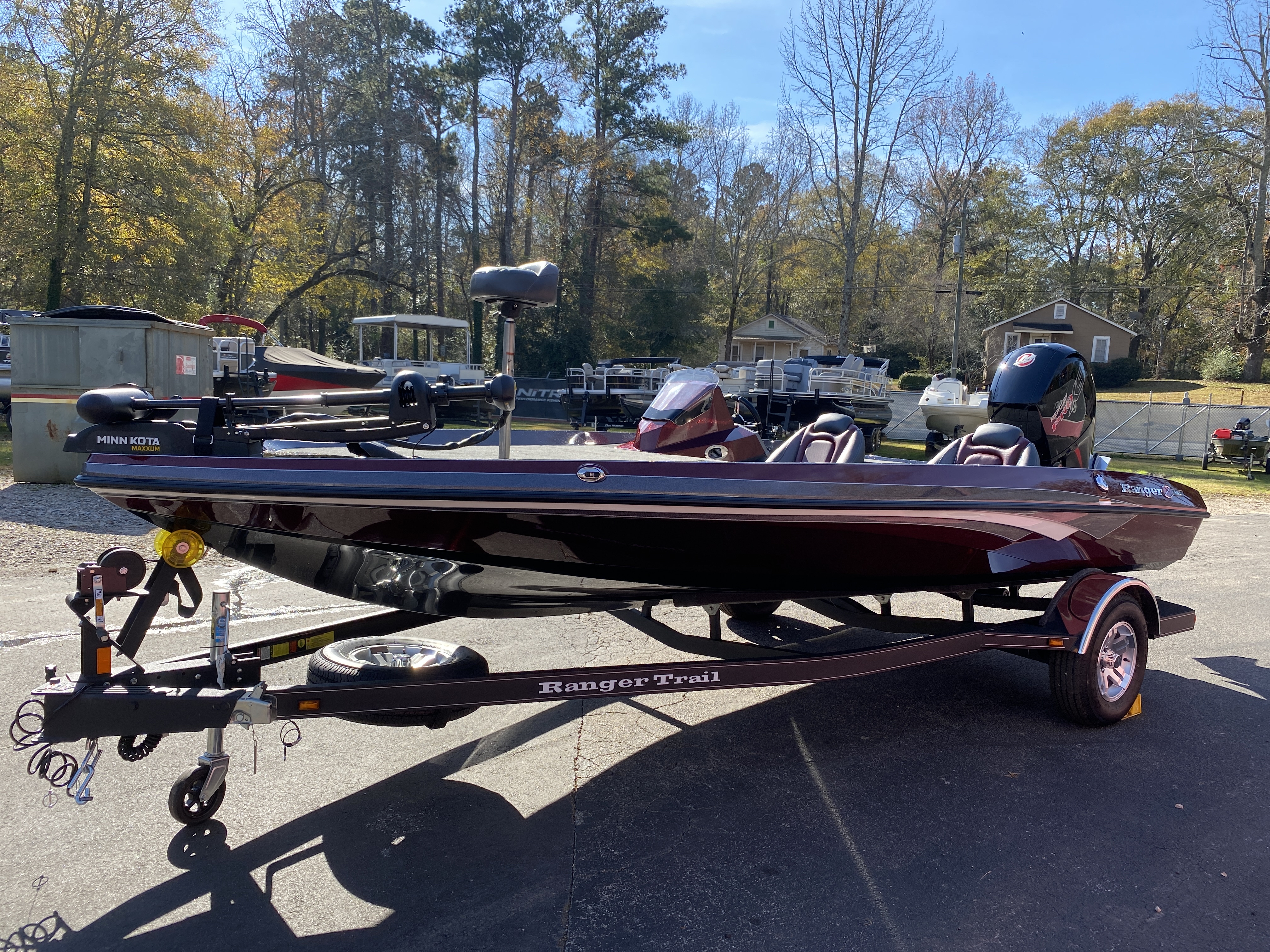 2021 Ranger Boats boat for sale, model of the boat is Z185 & Image # 22 of 50