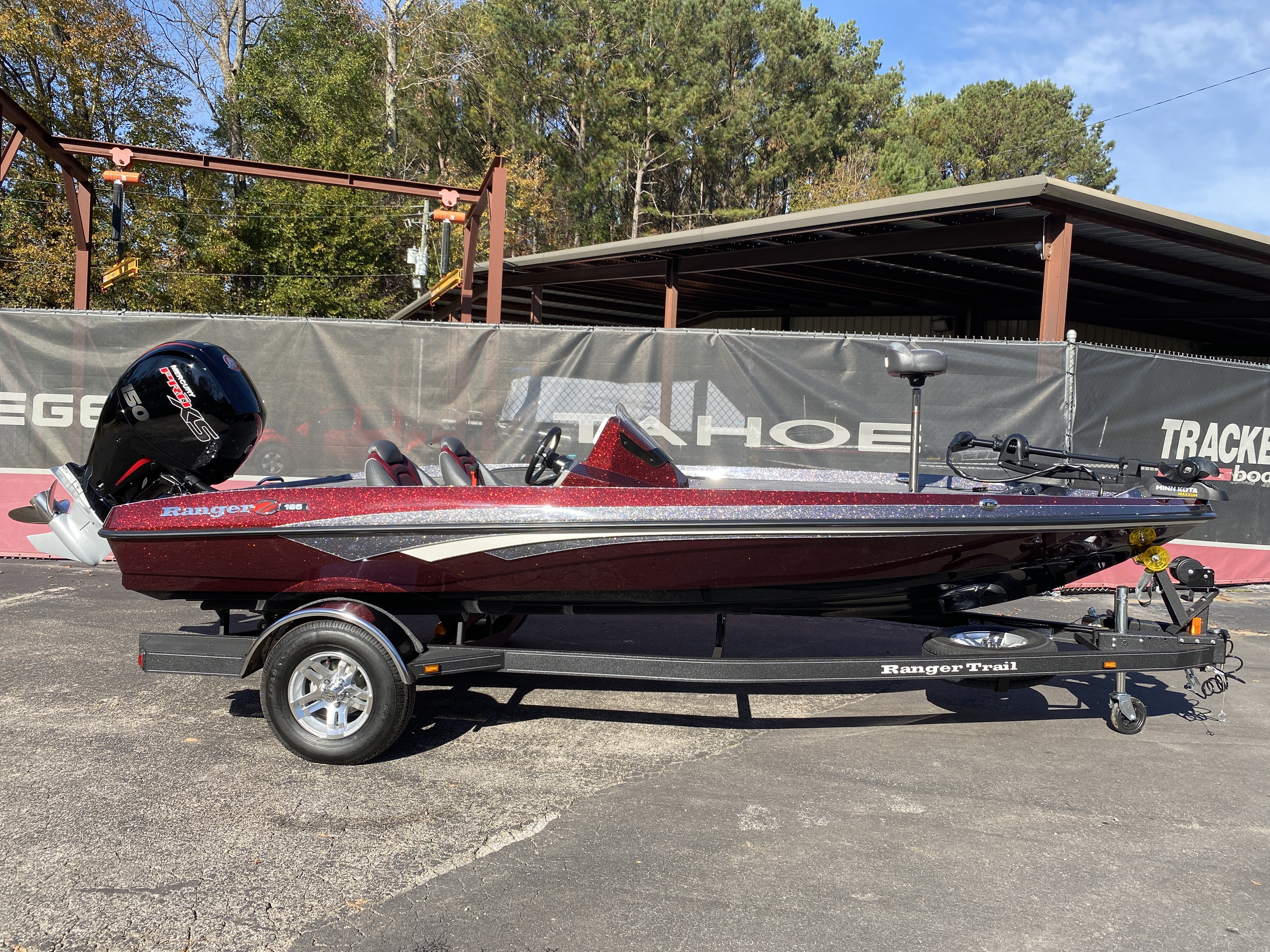 2021 Ranger Boats boat for sale, model of the boat is Z185 & Image # 32 of 50