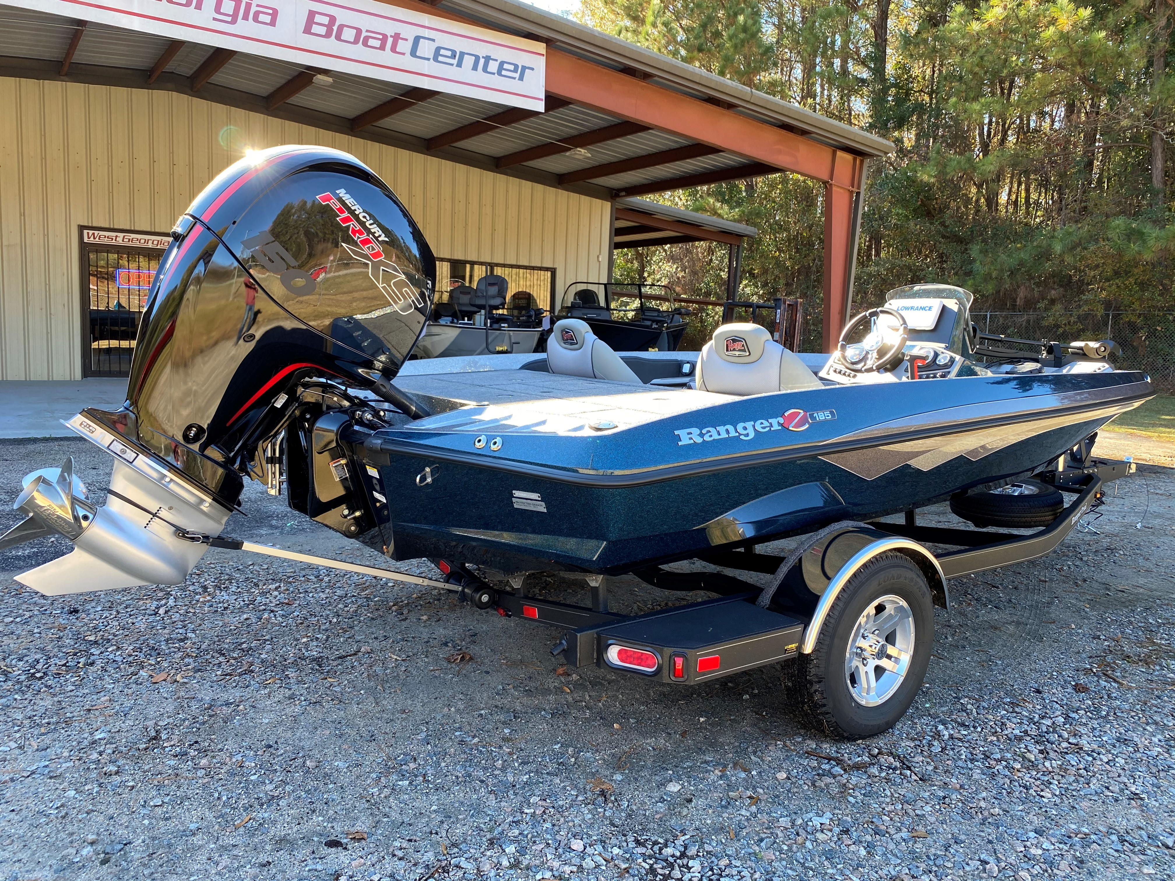 2021 Ranger Boats boat for sale, model of the boat is Z185 & Image # 14 of 50