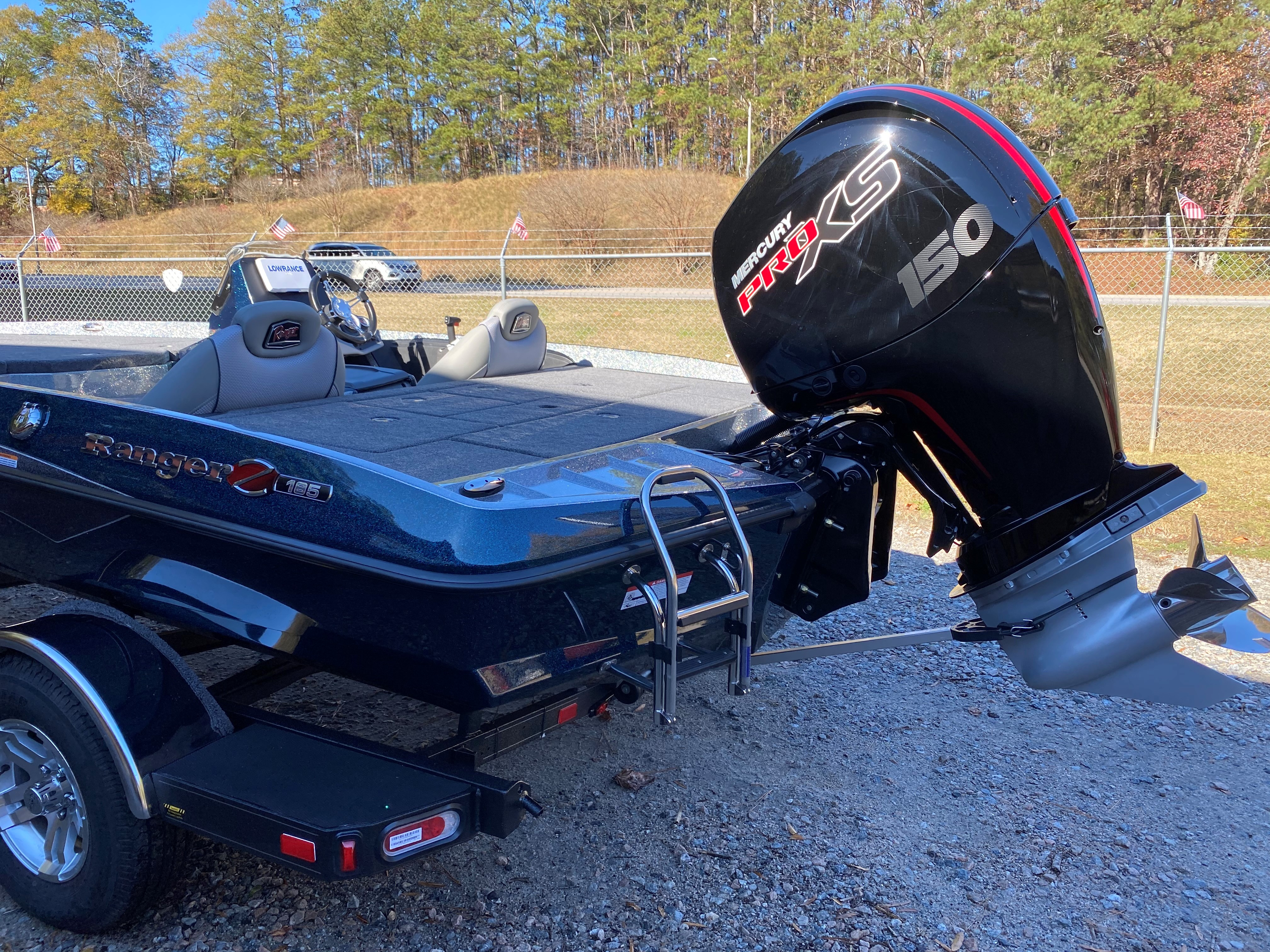 2021 Ranger Boats boat for sale, model of the boat is Z185 & Image # 45 of 50