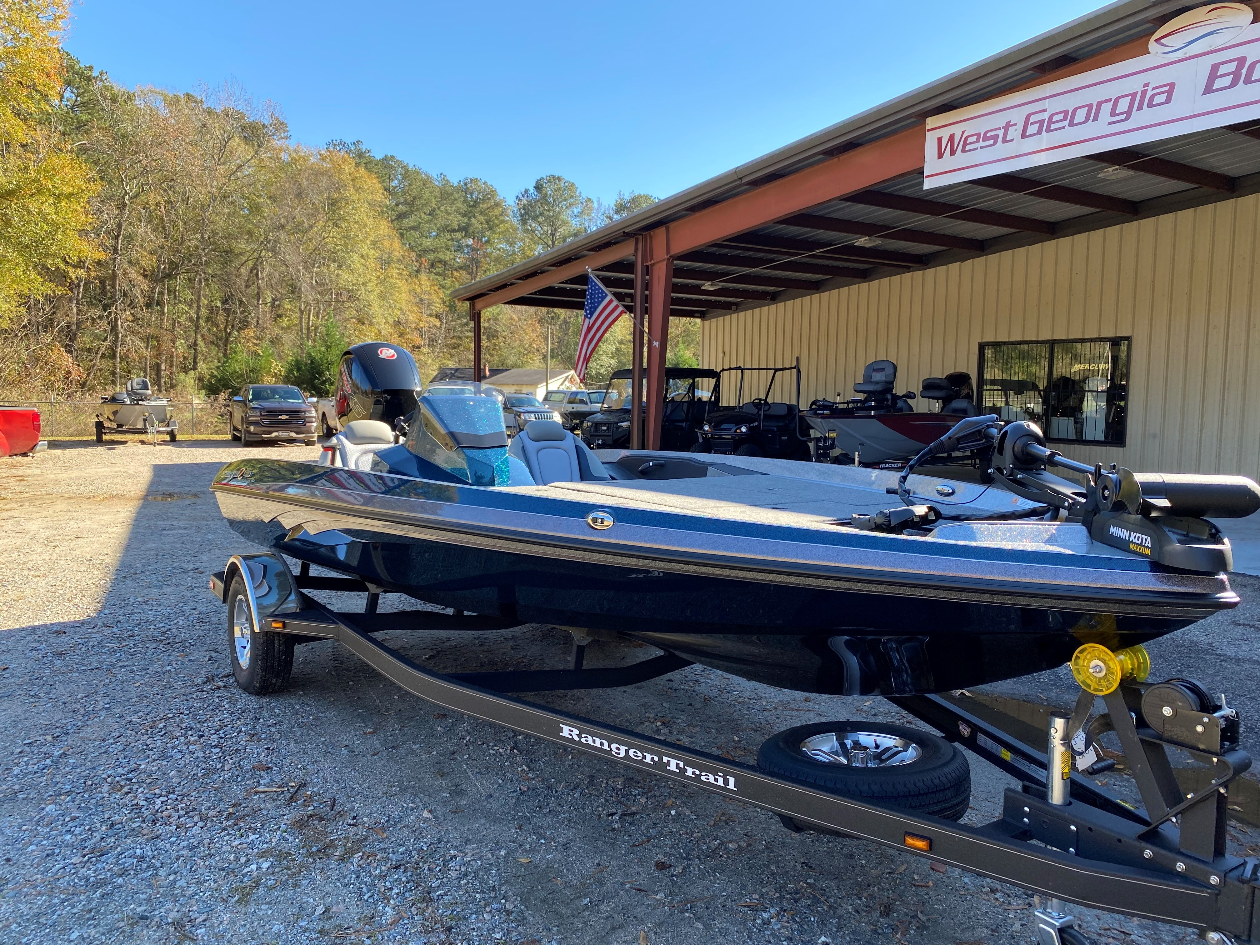 2021 Ranger Boats boat for sale, model of the boat is Z185 & Image # 47 of 50