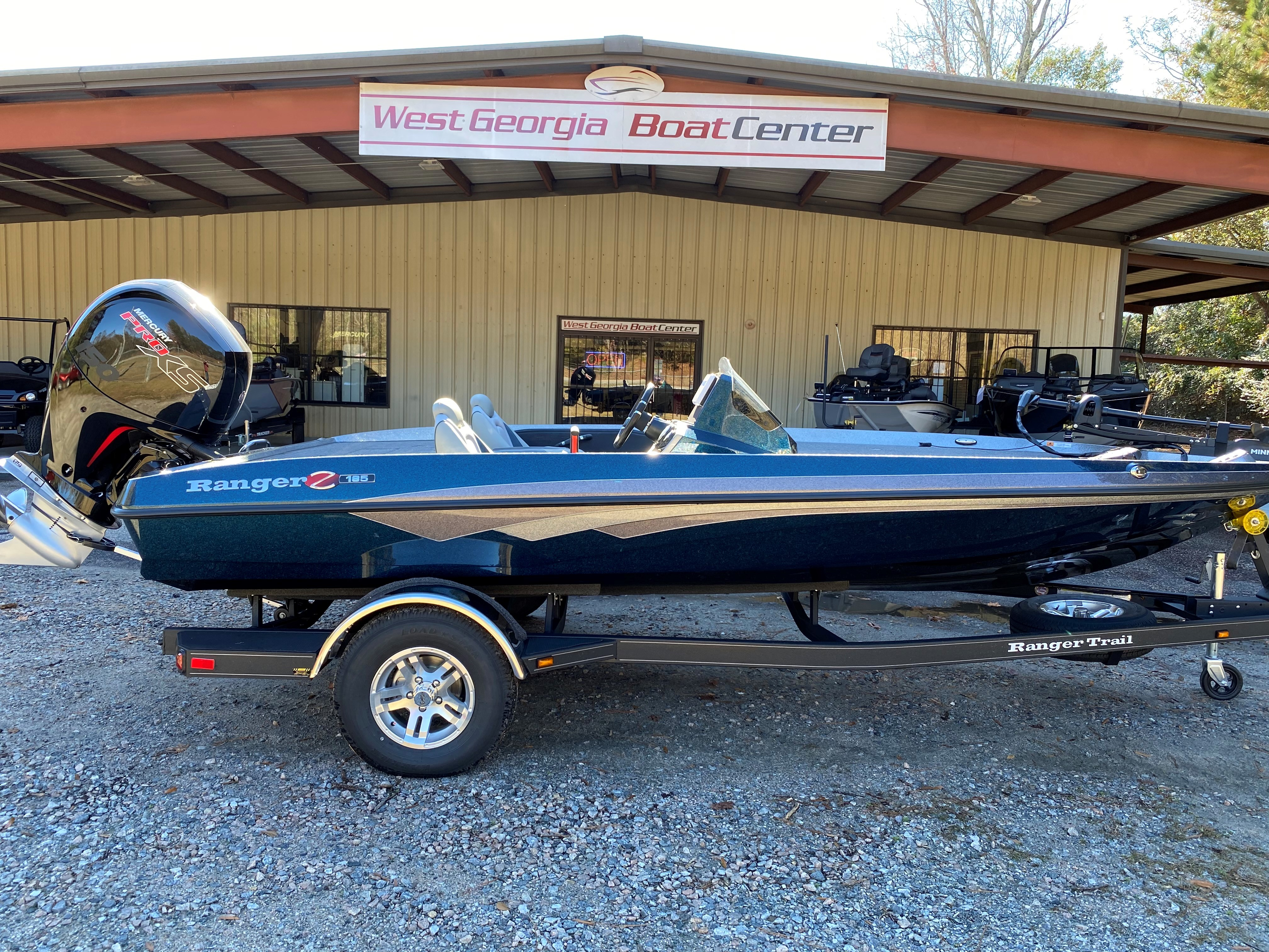 2021 Ranger Boats boat for sale, model of the boat is Z185 & Image # 36 of 50