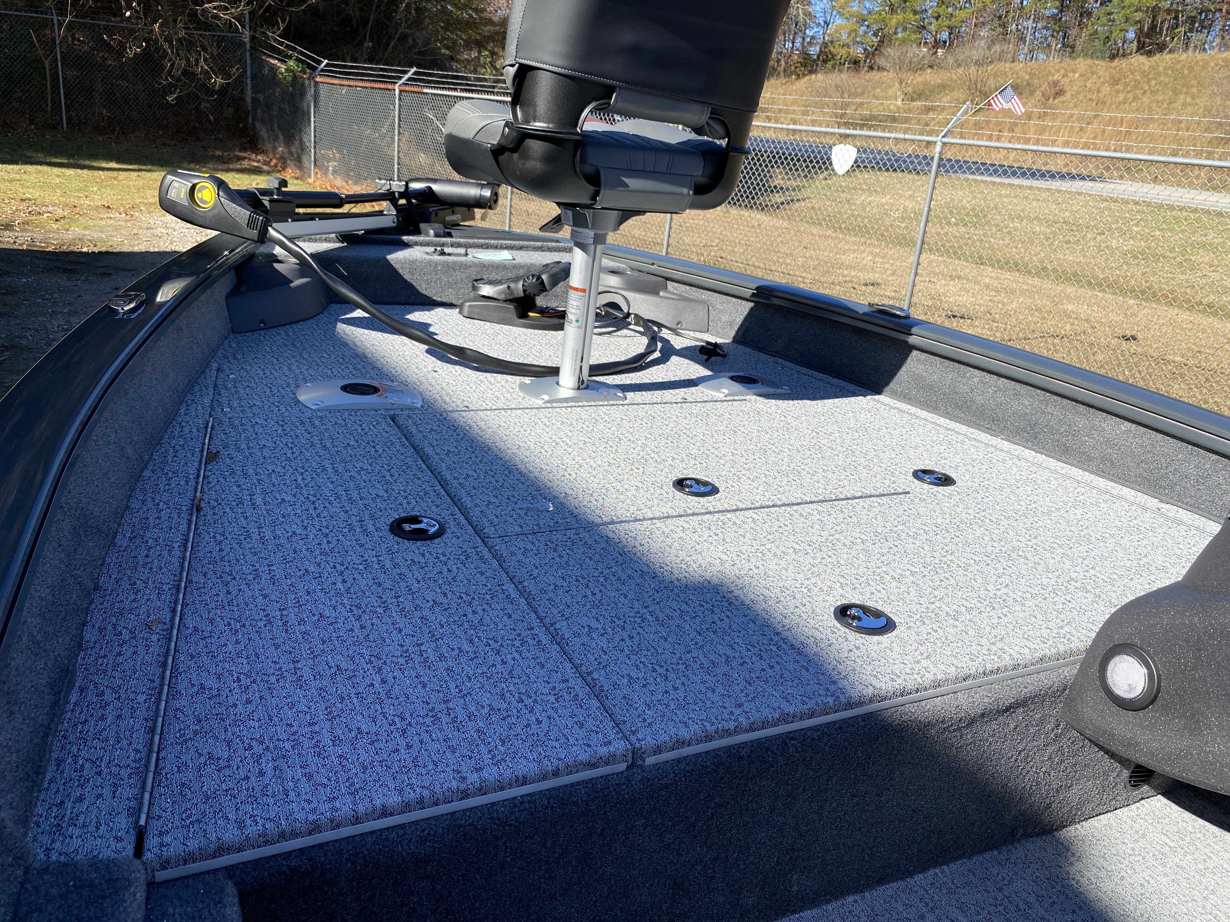 2021 Tracker Boats boat for sale, model of the boat is Pro Team 175 TF & Image # 11 of 45