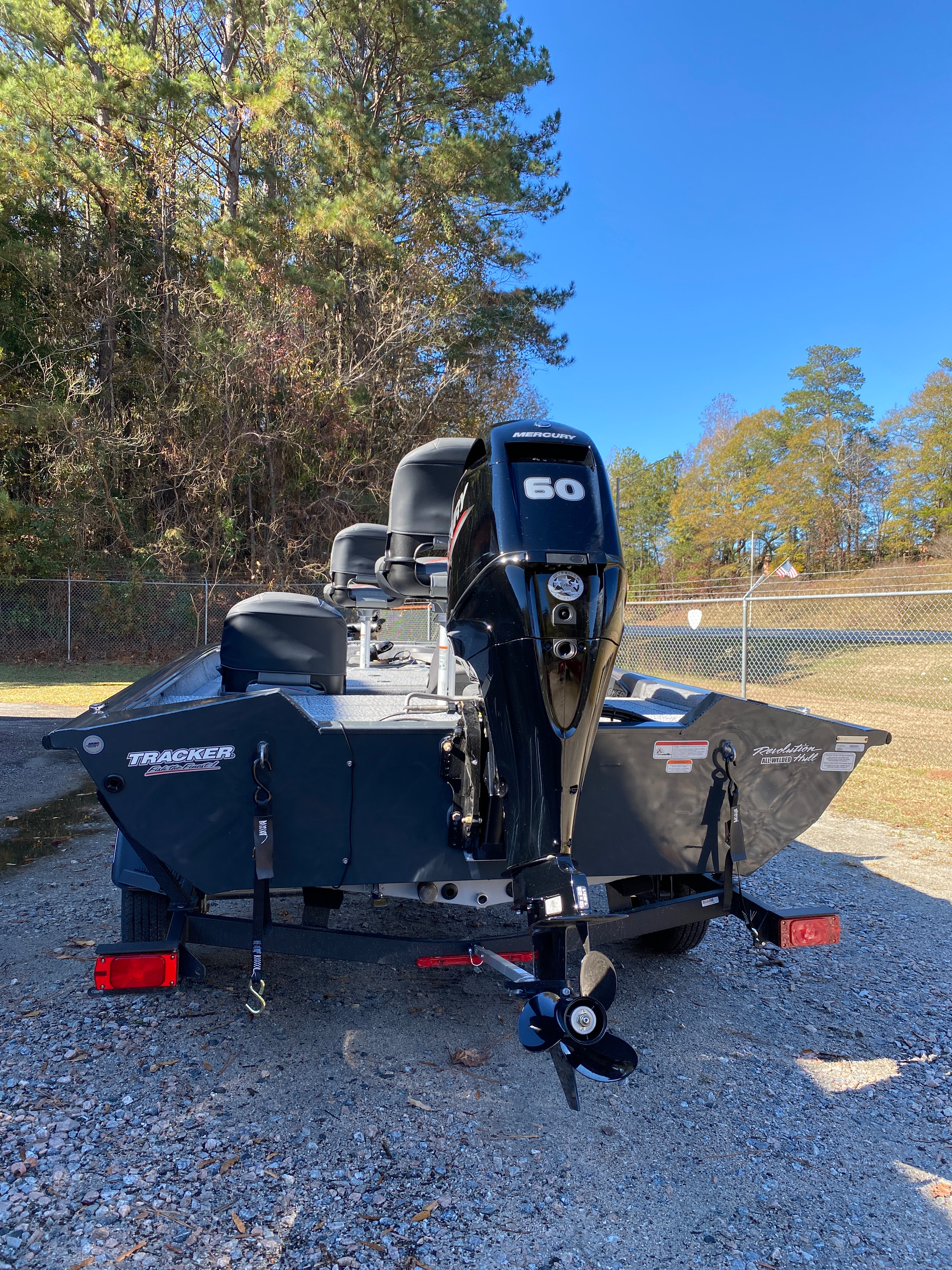 2021 Tracker Boats boat for sale, model of the boat is Pro Team 175 TF & Image # 19 of 45