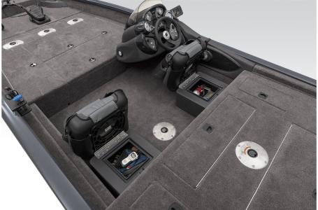 2021 Tracker Boats boat for sale, model of the boat is Pro Team 175 TF & Image # 22 of 45