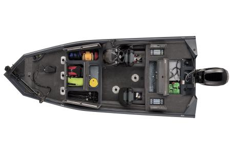 2021 Tracker Boats boat for sale, model of the boat is Pro Team 175 TF & Image # 23 of 45