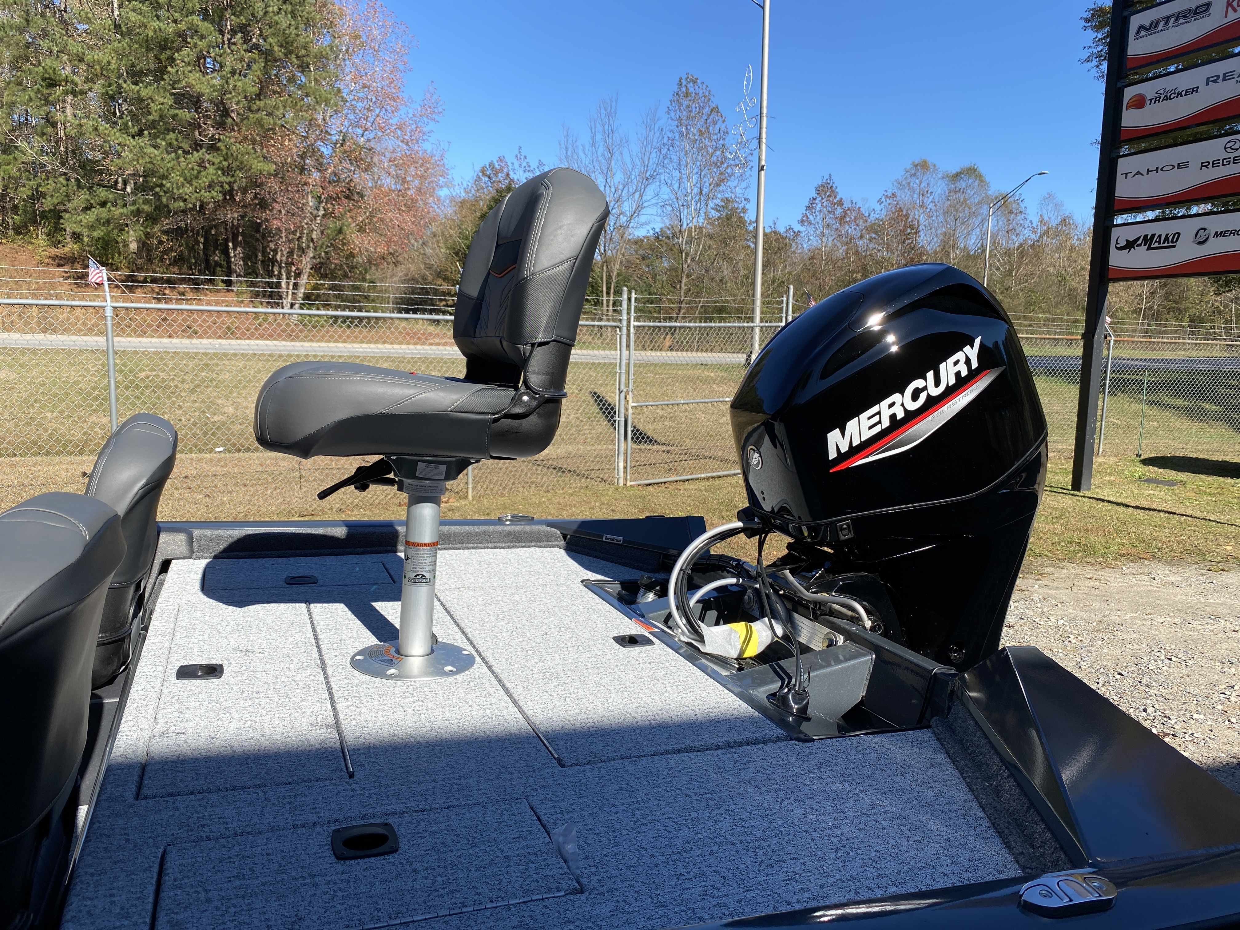 2021 Tracker Boats boat for sale, model of the boat is Pro Team 175 TF & Image # 26 of 45