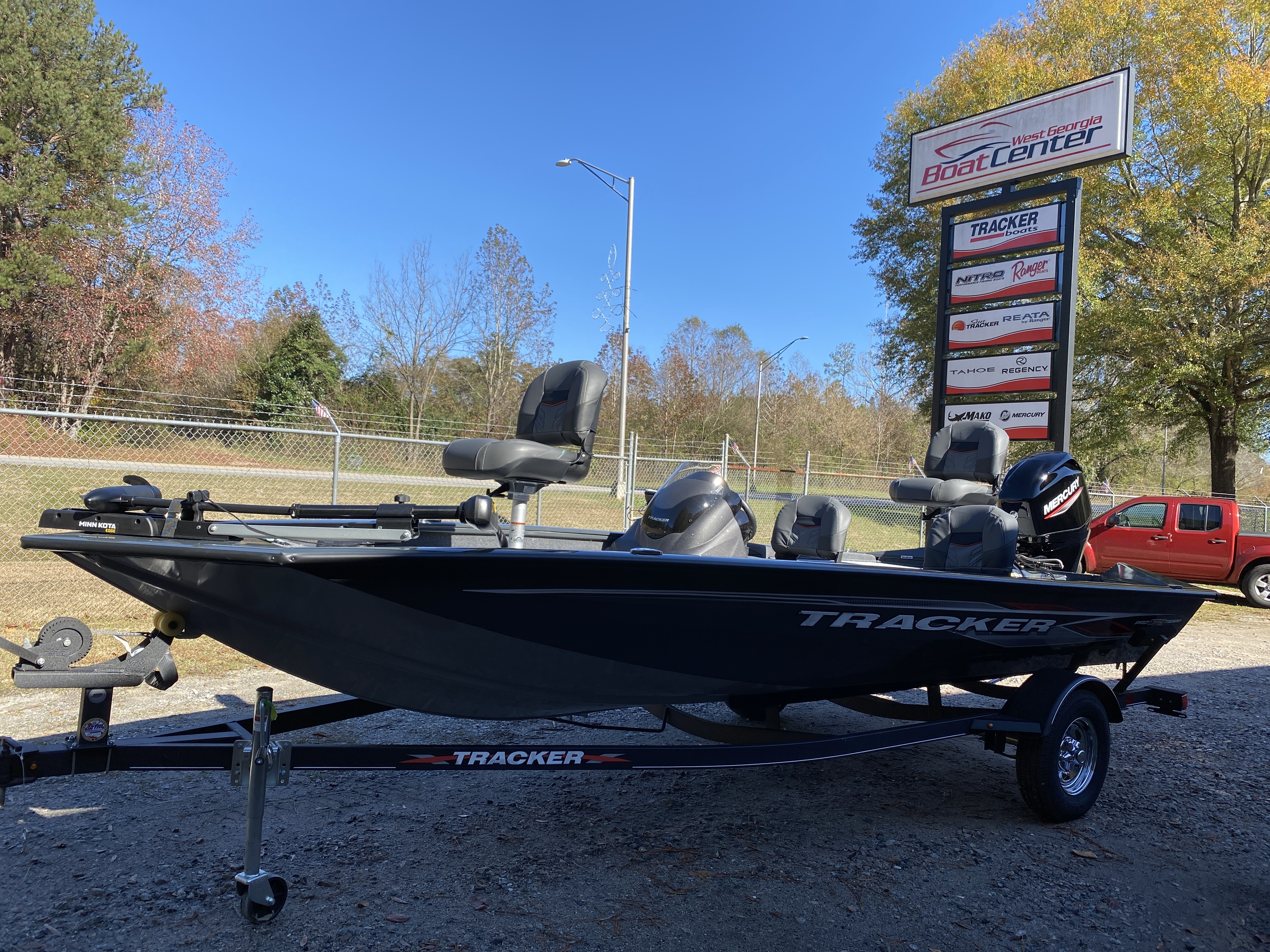 2021 Tracker Boats boat for sale, model of the boat is Pro Team 175 TF & Image # 31 of 45