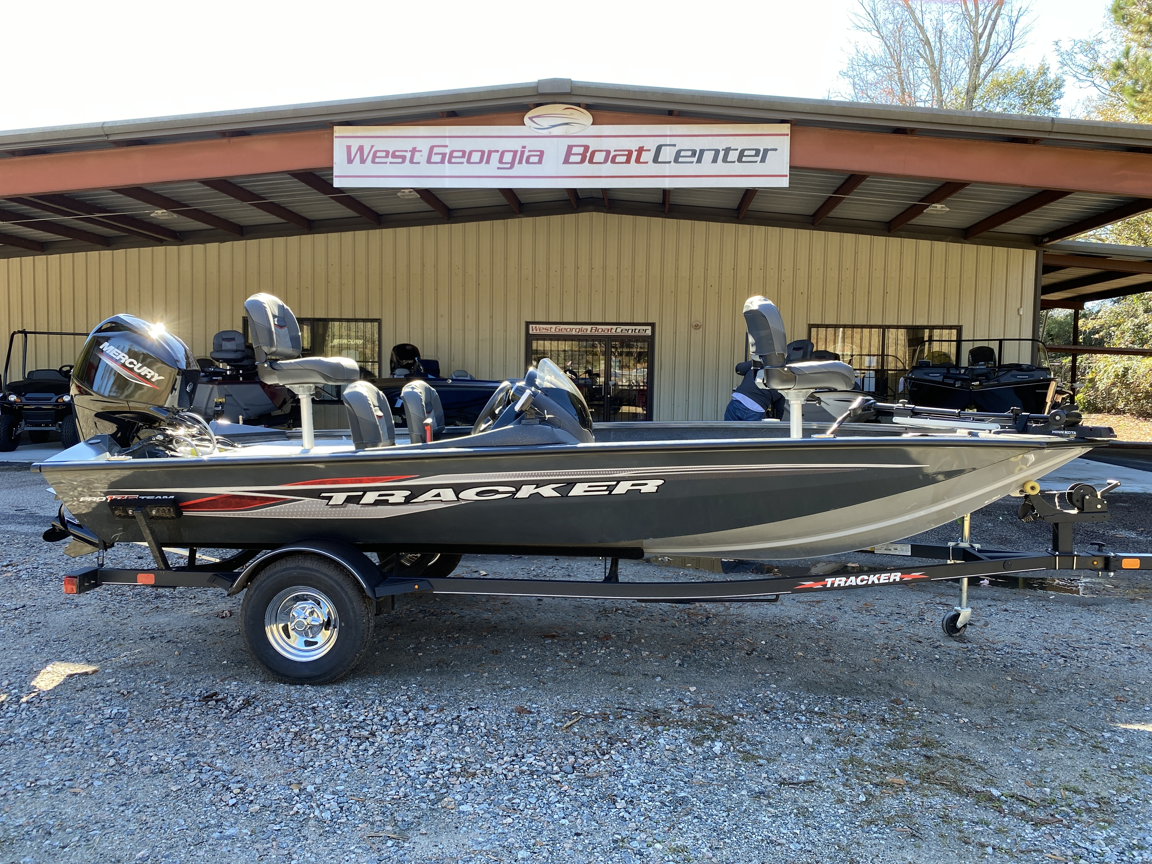 2021 Tracker Boats boat for sale, model of the boat is Pro Team 175 TF & Image # 44 of 45