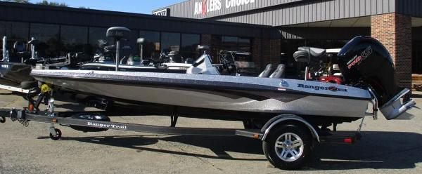 2021 Ranger Boats boat for sale, model of the boat is Z185 & Image # 7 of 8