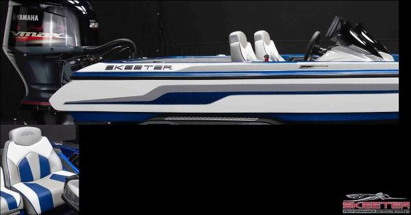 2021 Skeeter boat for sale, model of the boat is ZX200 & Image # 1 of 1