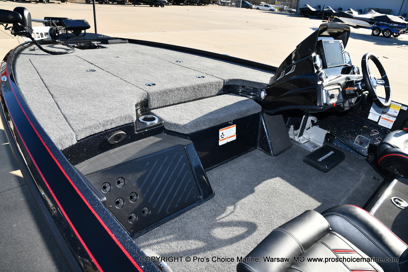 2021 Nitro boat for sale, model of the boat is Z20 PRO PACKAGE & Image # 27 of 50