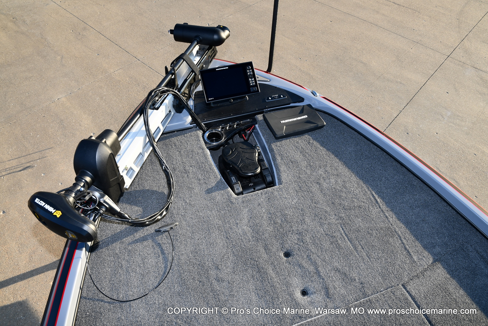 2021 Nitro boat for sale, model of the boat is Z21 Pro Package & Image # 38 of 50
