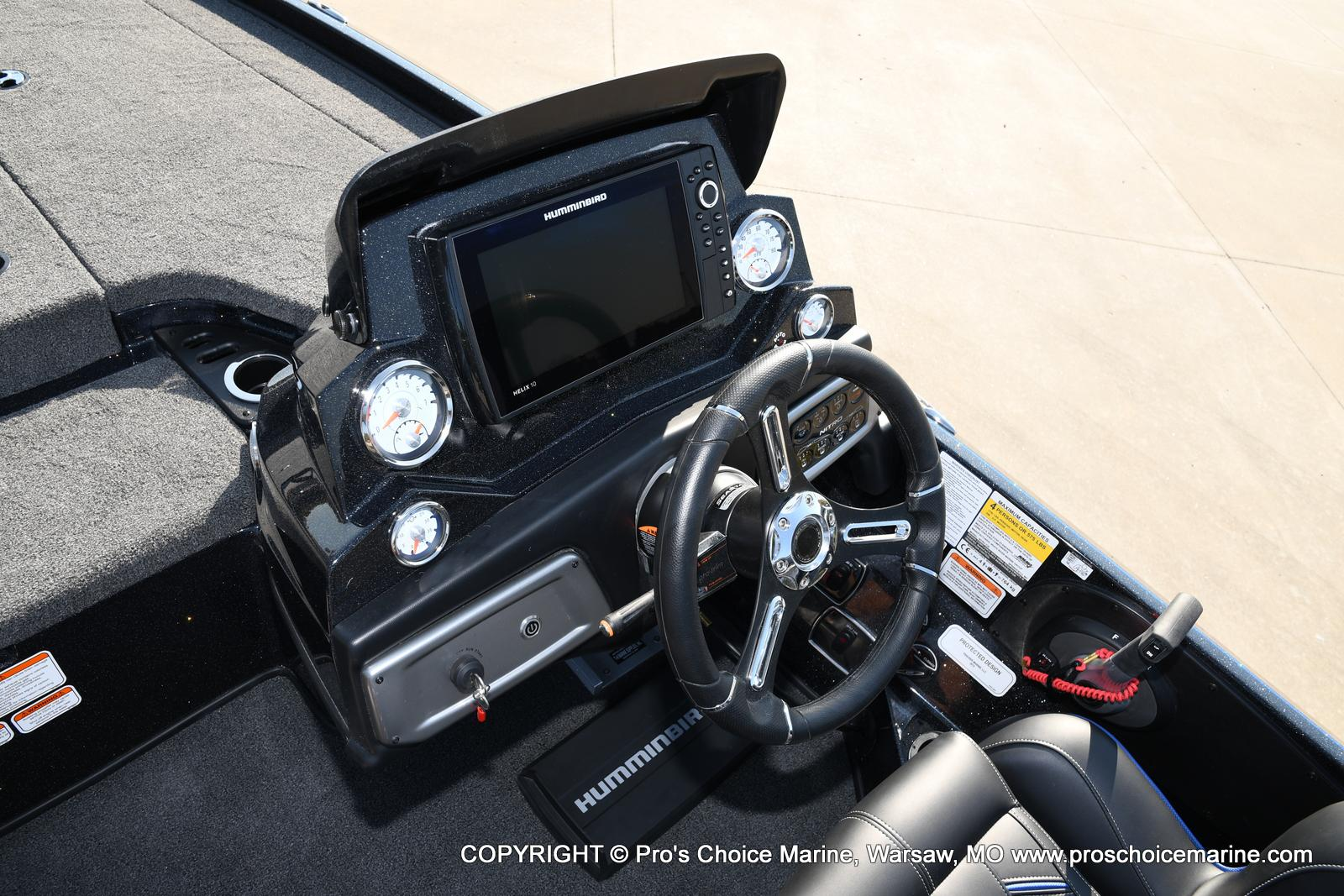 2021 Nitro boat for sale, model of the boat is Z20 PRO PACKAGE & Image # 20 of 50