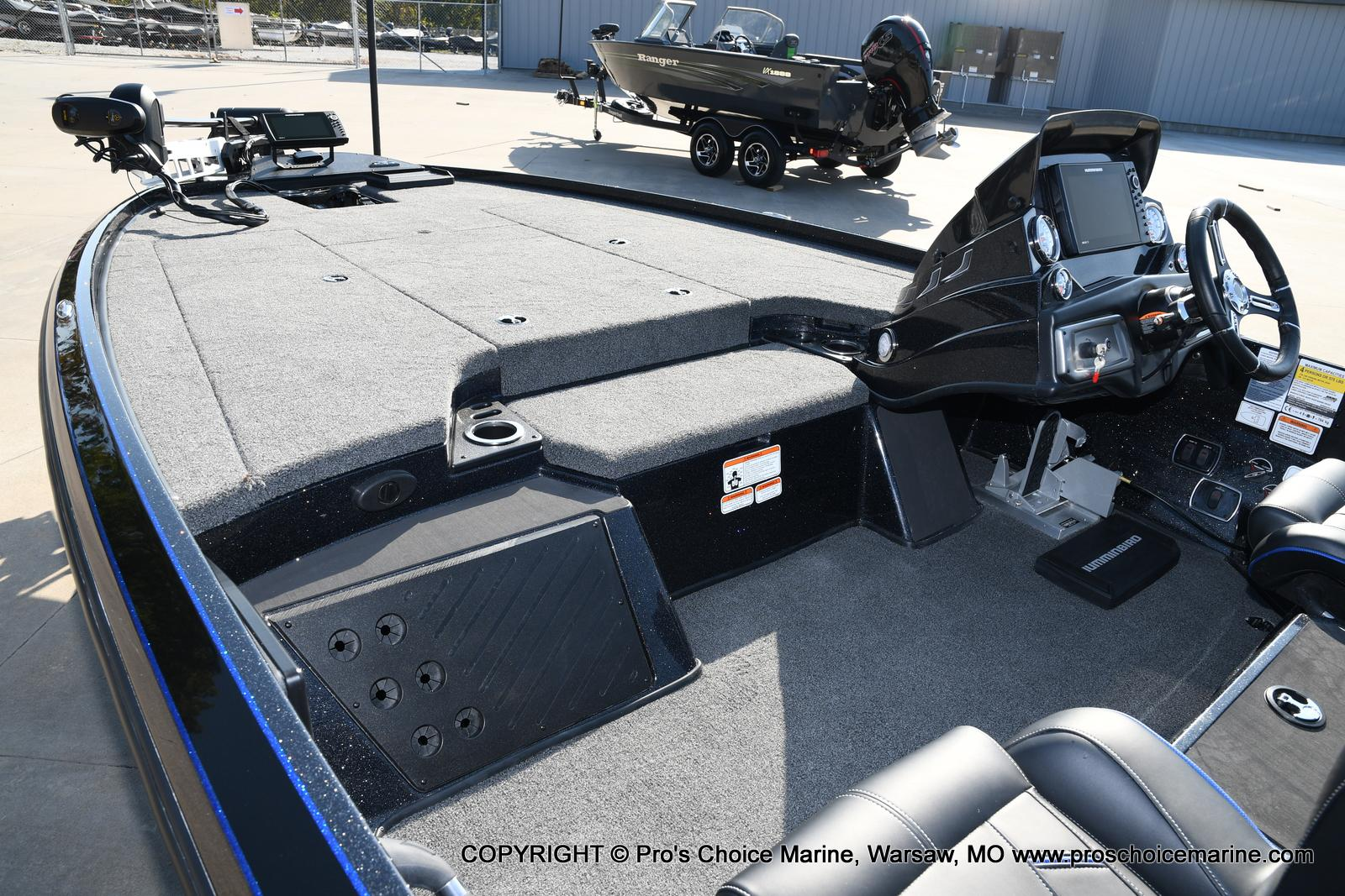 2021 Nitro boat for sale, model of the boat is Z20 PRO PACKAGE & Image # 5 of 50