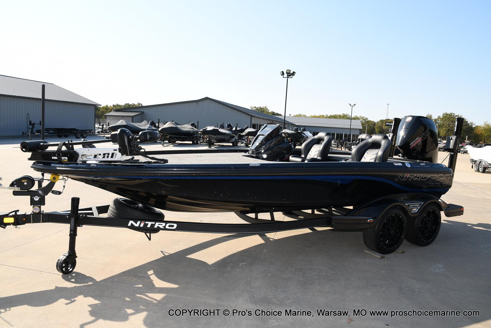 2021 Nitro boat for sale, model of the boat is Z20 PRO PACKAGE & Image # 45 of 50