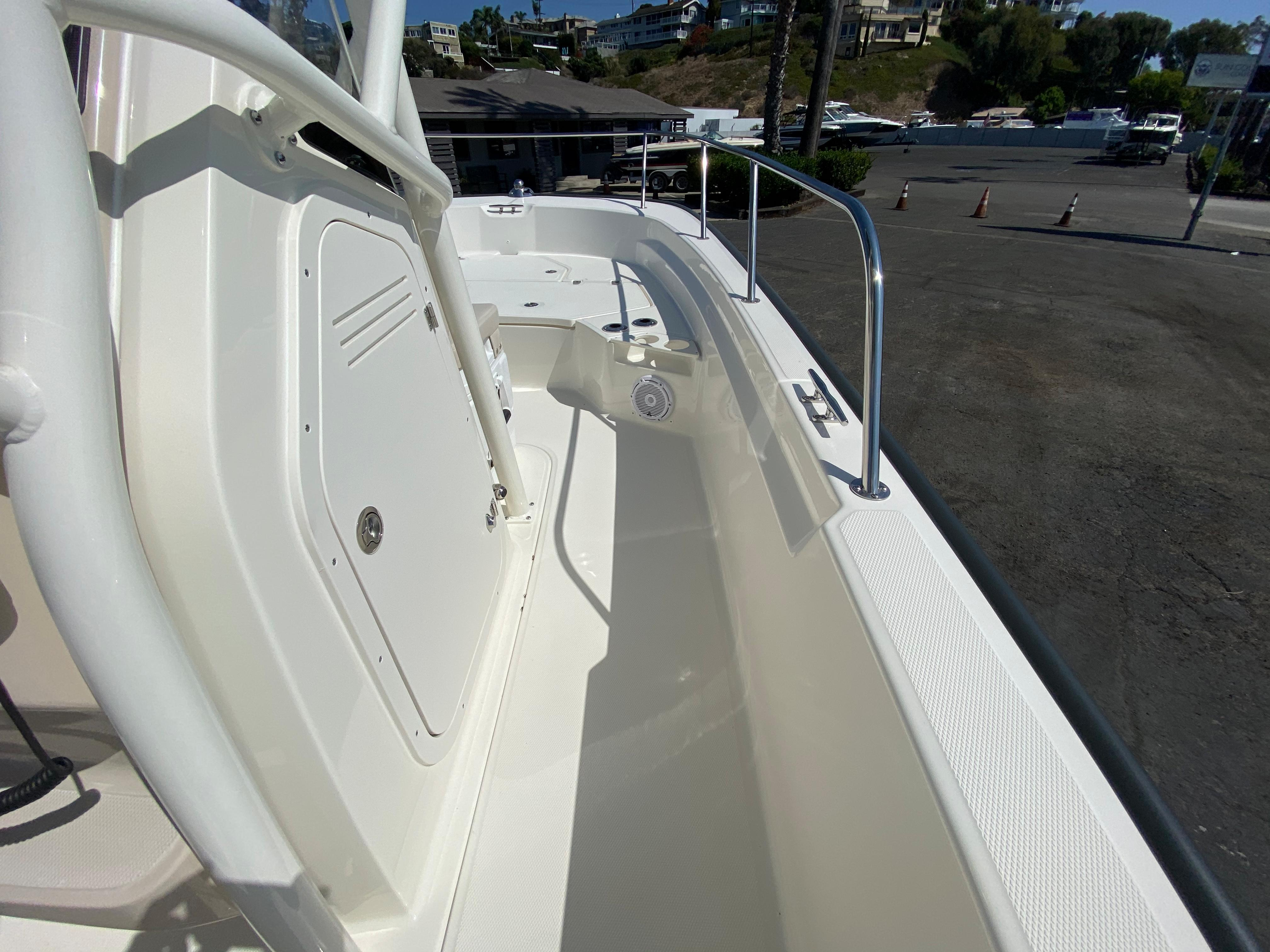 2021 Boston Whaler 210 Montauk #BW0632G inventory image at Sun Country Inland in Irvine