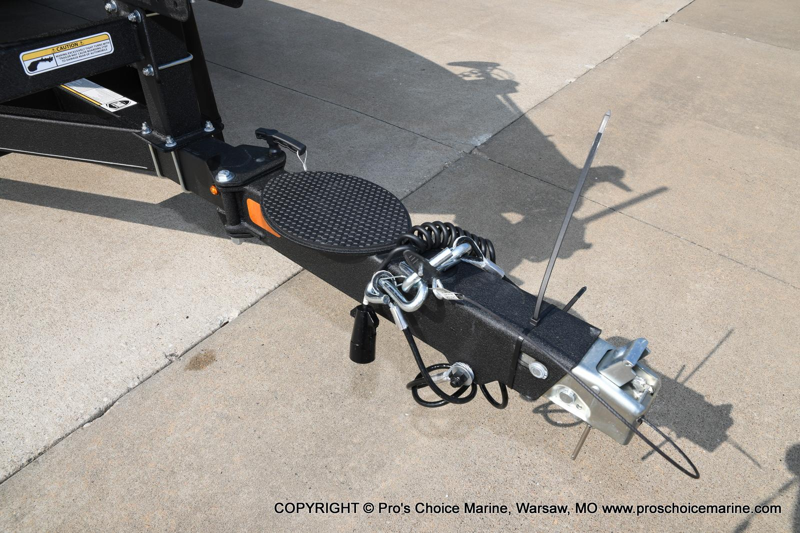 2021 Nitro boat for sale, model of the boat is Z21 Pro Package & Image # 3 of 50