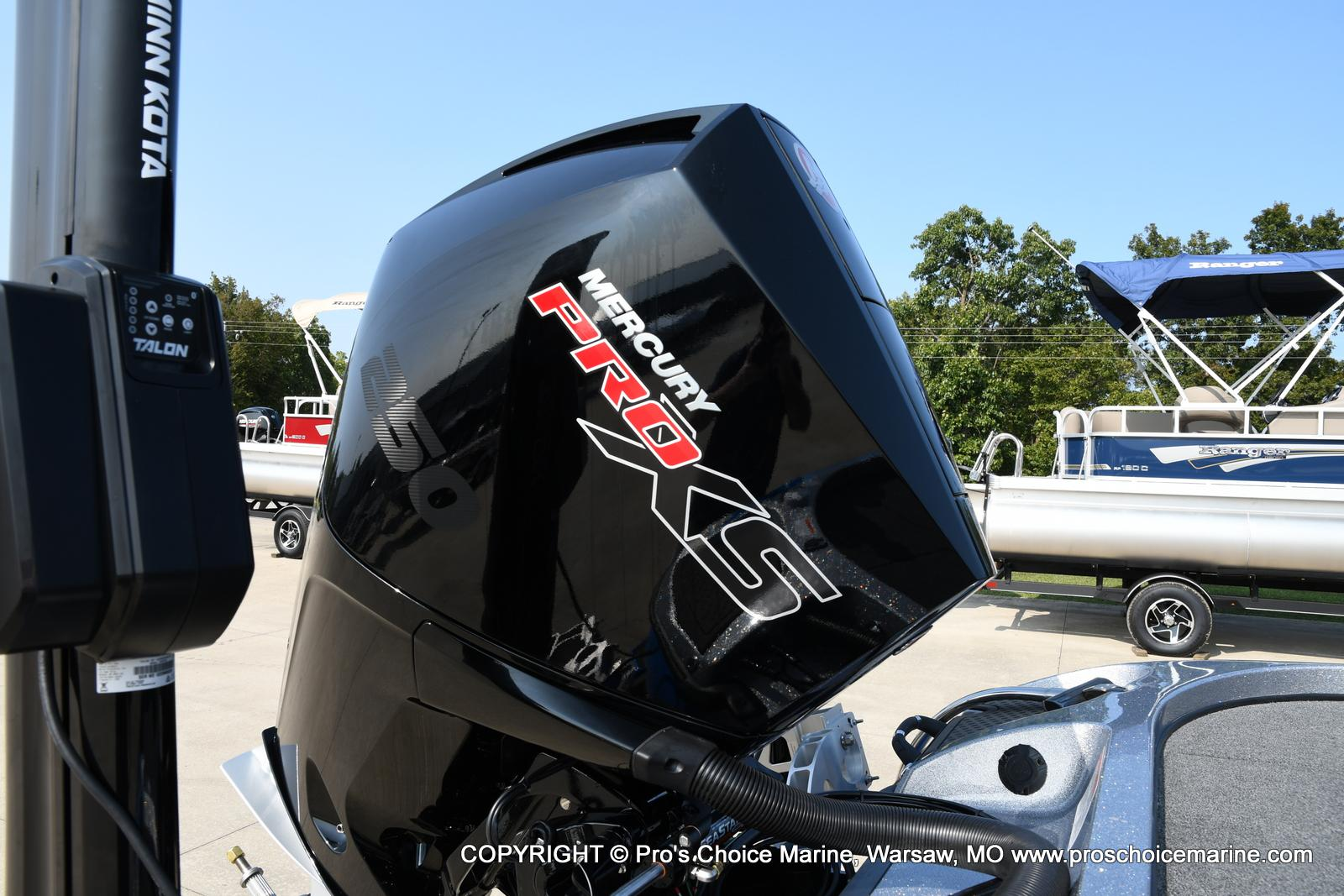 2021 Nitro boat for sale, model of the boat is Z21 Pro Package & Image # 32 of 50