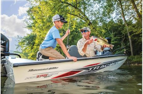 2021 Tracker Boats boat for sale, model of the boat is 175 TXW Tournament Edition & Image # 47 of 50