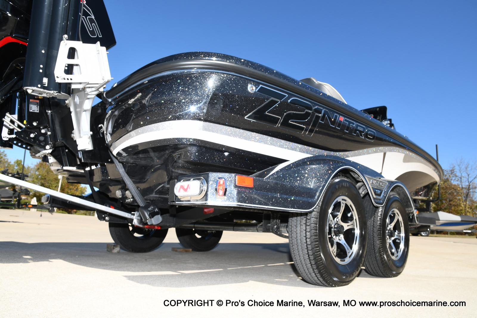 2021 Nitro boat for sale, model of the boat is Z21 Pro Package & Image # 10 of 50