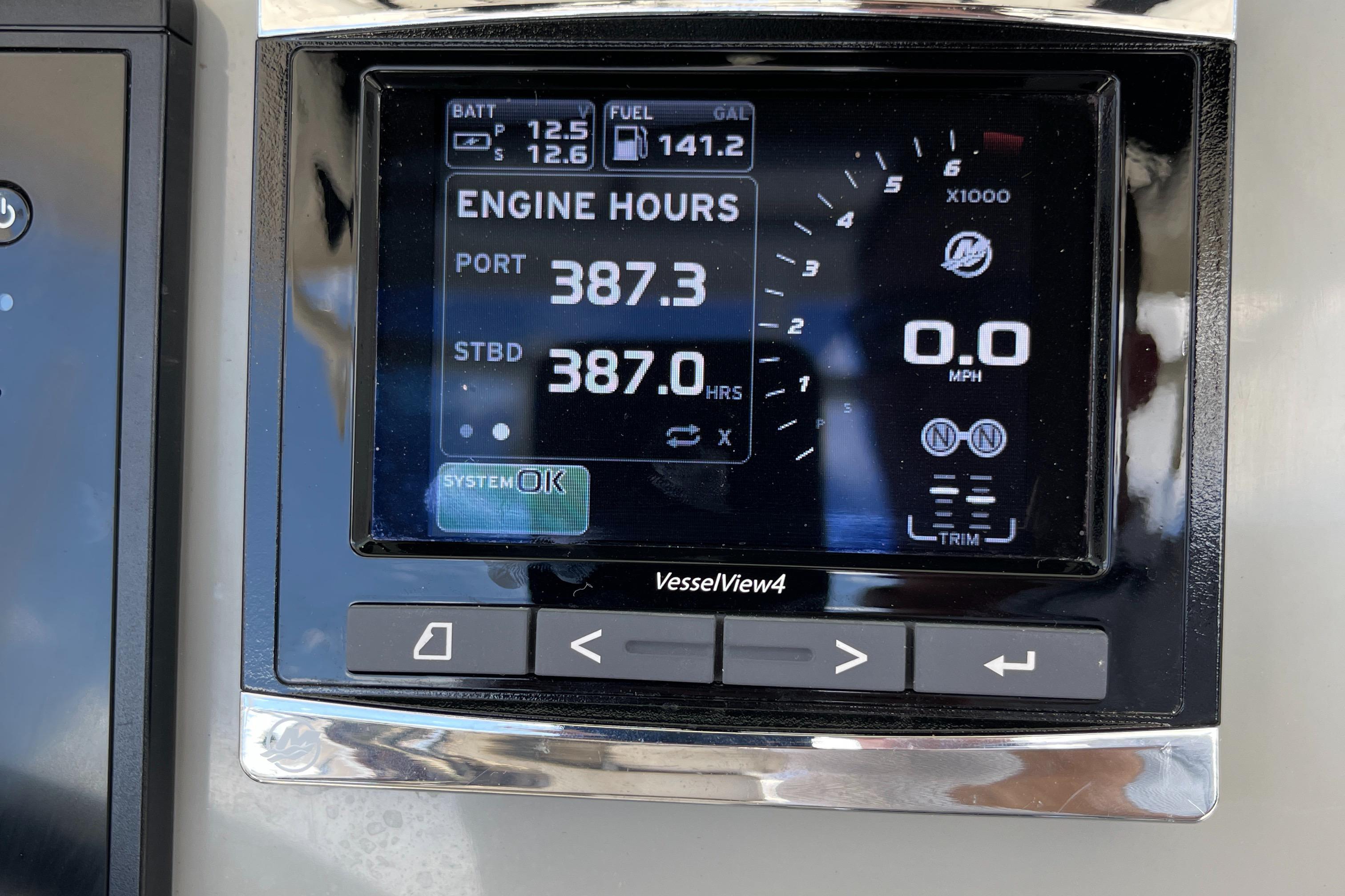 Smartcraft gauge