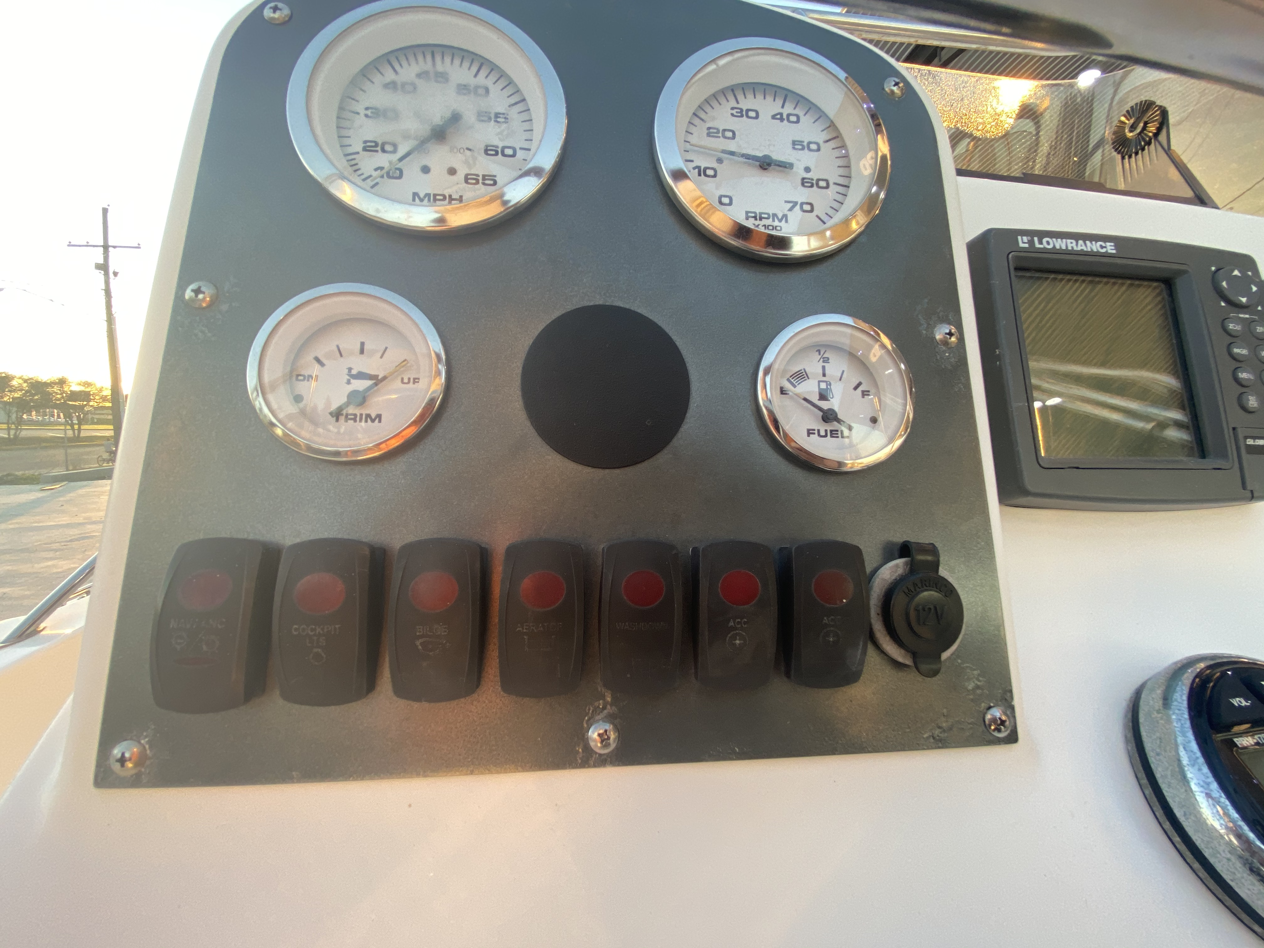 2007 Sea Hunt boat for sale, model of the boat is 207 Triton & Image # 12 of 28