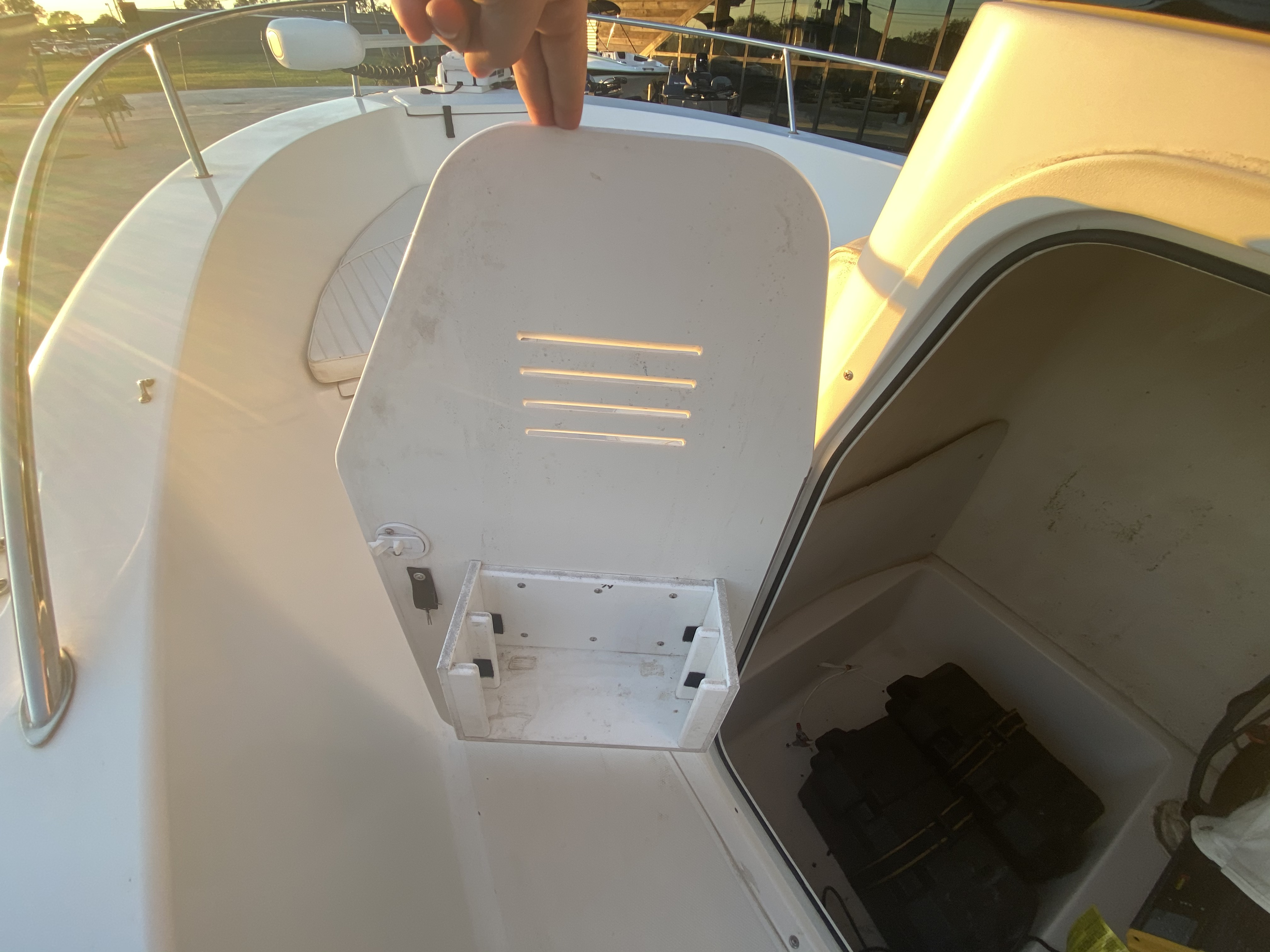2007 Sea Hunt boat for sale, model of the boat is 207 Triton & Image # 13 of 28